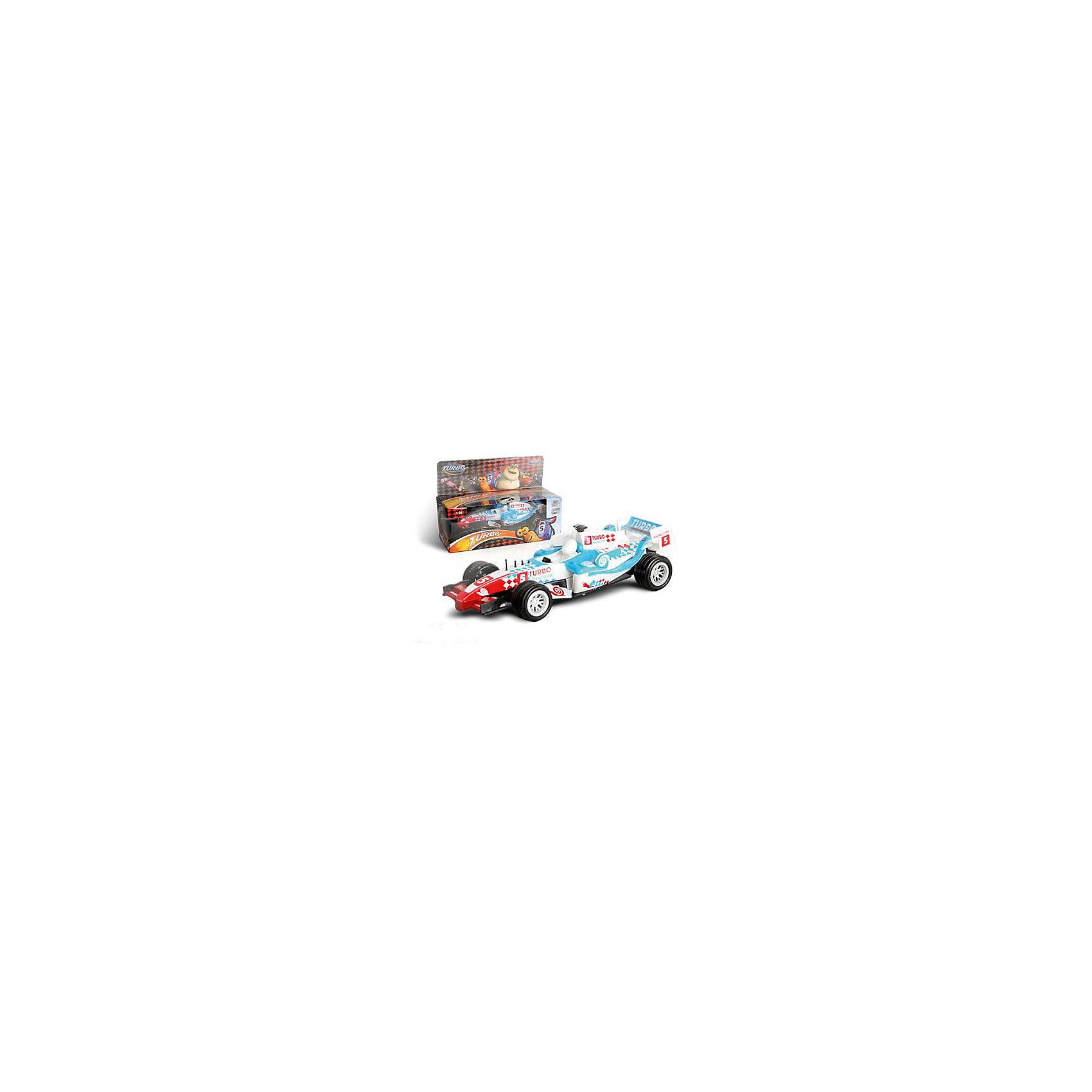 Машина FORMULA SUPER SPEED Turbo, звук, 1:24Этот яркий и быстрый гоночный болид покорит сердце любого мальчишки! Машина прекрасно детализирована и реалистично раскрашена, имеет подвижные колеса и звуковые эффекты. Игрушка изготовлена из высококачественных прочных материалов безопасных для детей. <br><br>Дополнительная информация:<br><br>- Материал: пластик, металл.<br>- Масштаб: 1:24.<br>- Колеса подвижные.<br>- Звуковые эффекты.<br>- Элемент питания: батарейка (в комплекте).<br><br>Машину DAYTONA GRAND PRIX, 1:18, можно купить в нашем магазине.<br><br>Ширина мм: 215<br>Глубина мм: 88<br>Высота мм: 80<br>Вес г: 188<br>Возраст от месяцев: 36<br>Возраст до месяцев: 84<br>Пол: Мужской<br>Возраст: Детский<br>SKU: 4515367