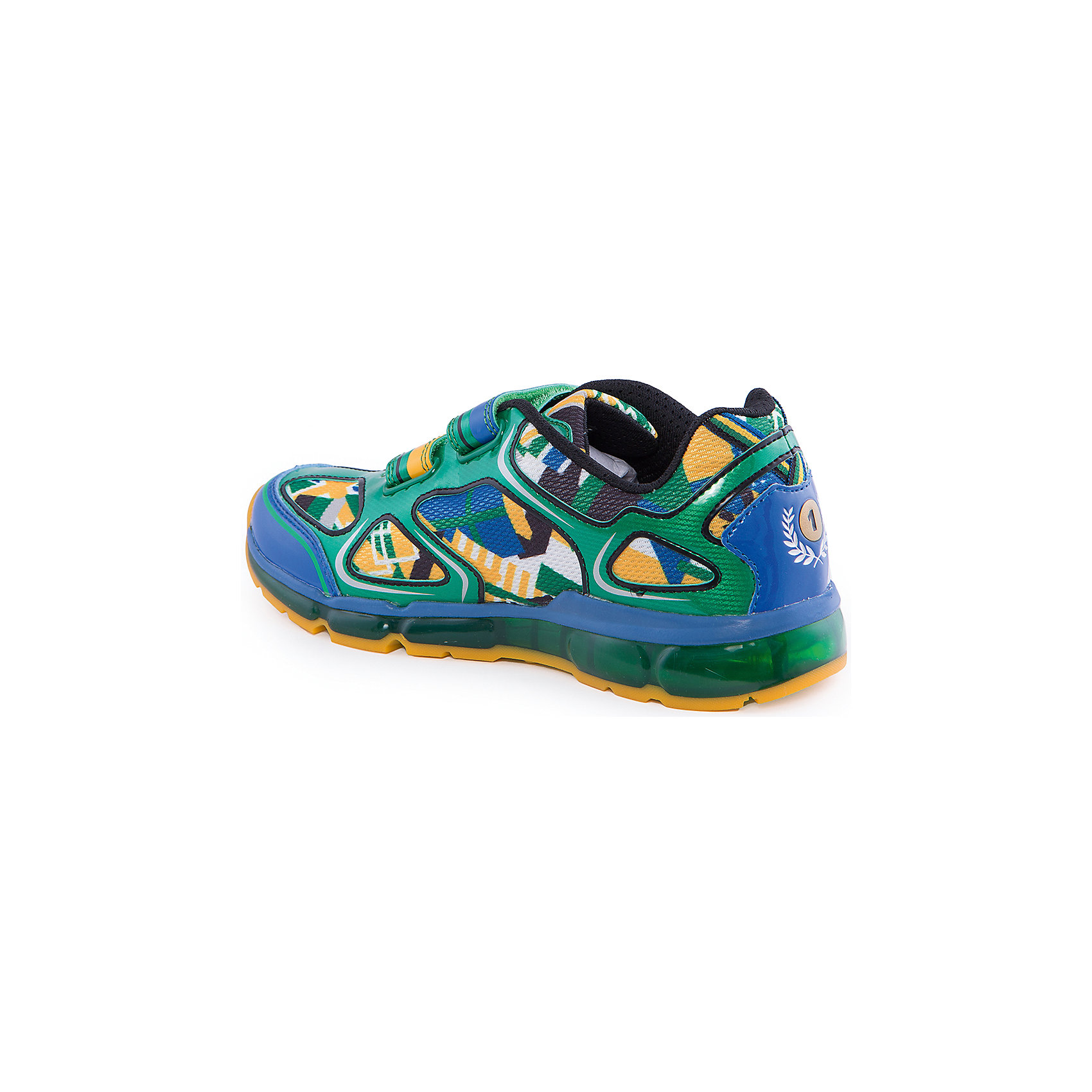 Кроссовки со светодиодами для мальчика GEOX от myToys