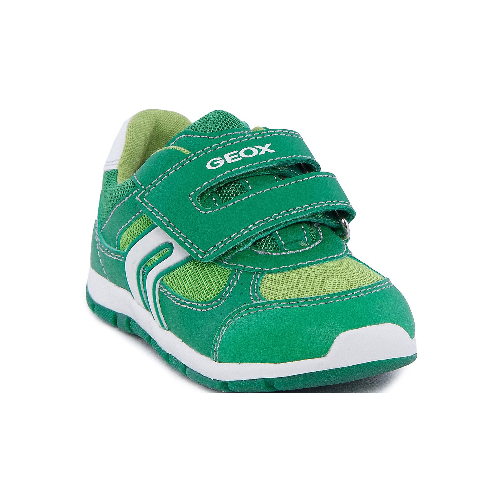 GEOX Кроссовки для мальчика GEOX geox полусапоги geox