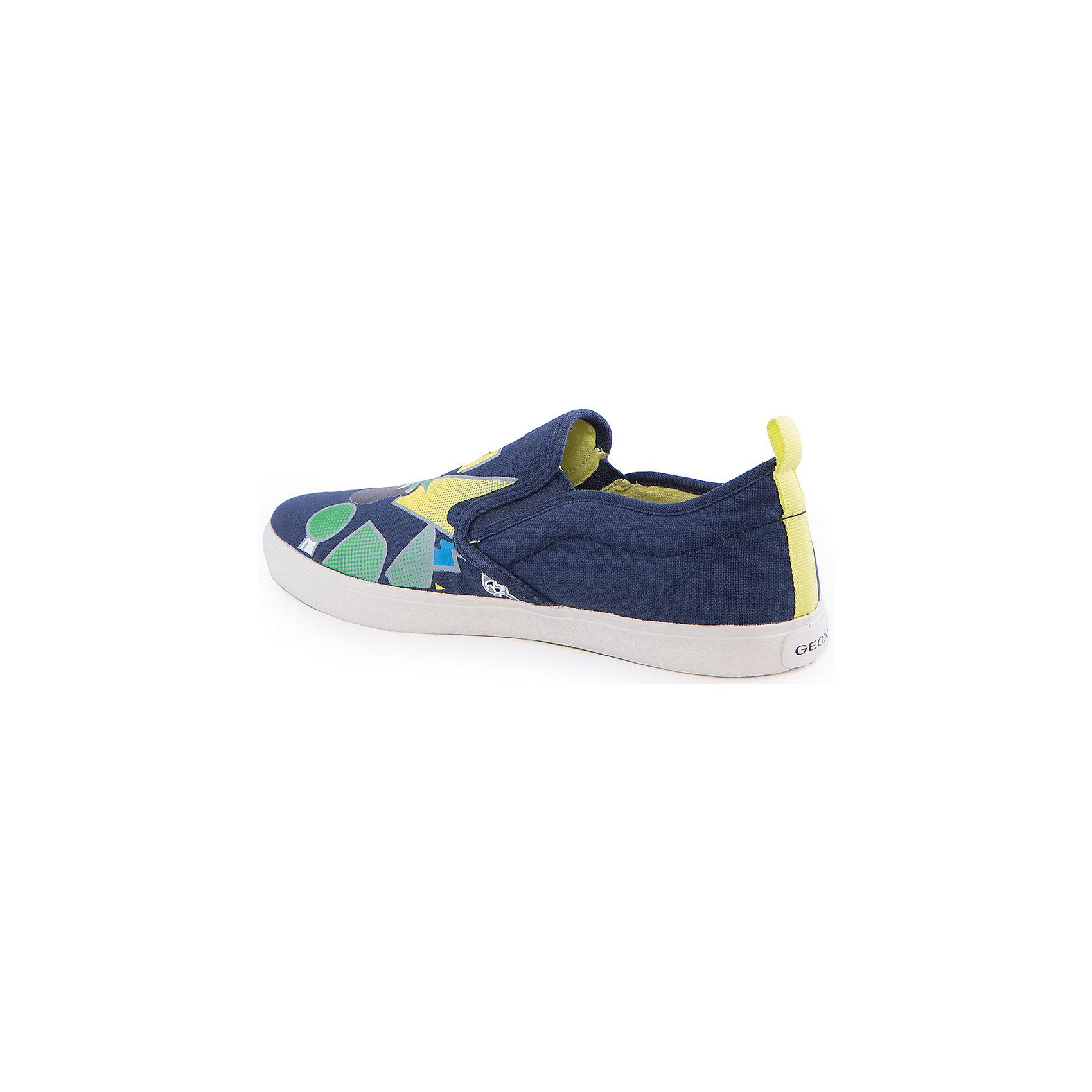 Кроссовки для мальчика GEOX от myToys