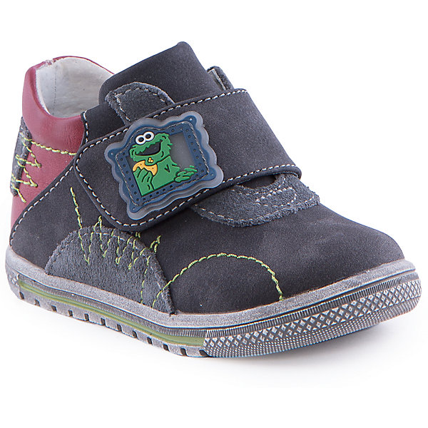 Ботинки для мальчика Indigo kidsБотинки<br>Ботинки для мальчика от известного бренда Indigo kids<br><br>Удобные ботинки отличаются оригинальной яркой отделкой. Они легко надеваются благодаря липучкам и комфортно садятся по ноге. <br><br>Особенности модели:<br><br>- цвет - серый, бордовый;<br>- стильный дизайн;<br>- удобная колодка;<br>- натуральная кожаная подкладка;<br>- декорированы аппликацией;<br>- качественная контрастная прошивка;<br>- устойчивая подошва;<br>- застежки: липучки.<br><br>Дополнительная информация:<br><br>Состав:<br><br>верх – искусственная кожа;<br>подкладка - натуральная кожа;<br>подошва - ТЭП.<br><br>Ботинки для мальчика Indigo kids (Индиго Кидс) можно купить в нашем магазине.<br><br>Ширина мм: 262<br>Глубина мм: 176<br>Высота мм: 97<br>Вес г: 427<br>Цвет: серый<br>Возраст от месяцев: 15<br>Возраст до месяцев: 18<br>Пол: Мужской<br>Возраст: Детский<br>Размер: 22,23,21,24,25,20<br>SKU: 4520111