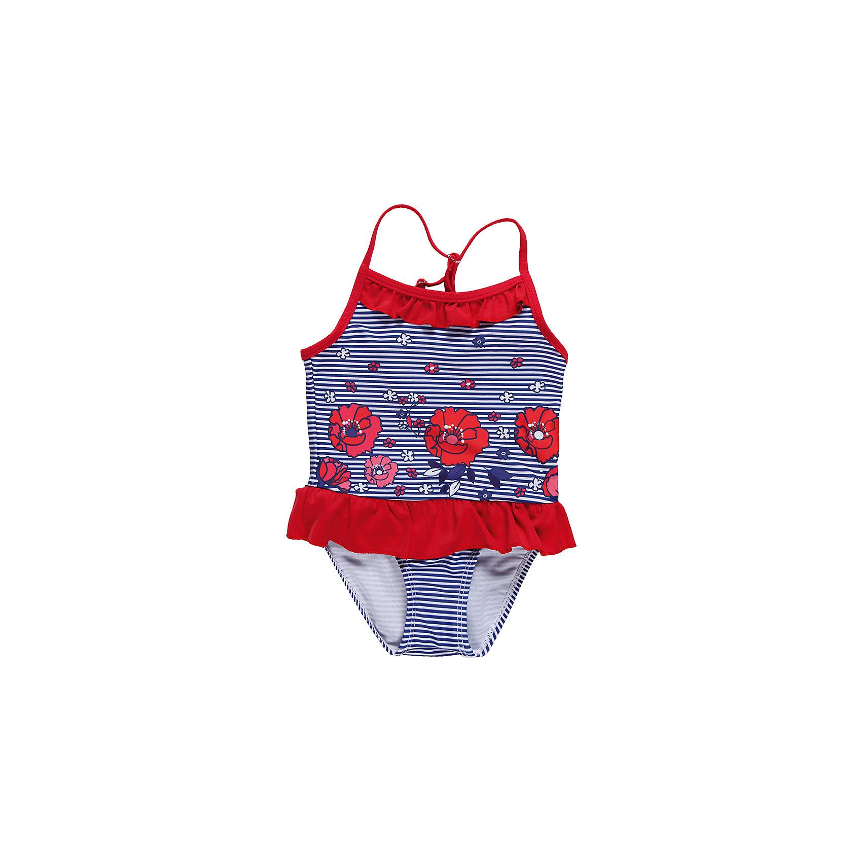 Купальник для девочки Sweet BerryМодный детский купальник, с оригинальным принтом, отделка из ткани контрастного цвета.<br>Состав:<br>85% нейлон    15% эластан<br><br>Ширина мм: 183<br>Глубина мм: 60<br>Высота мм: 135<br>Вес г: 119<br>Цвет: разноцветный<br>Возраст от месяцев: 9<br>Возраст до месяцев: 12<br>Пол: Женский<br>Возраст: Детский<br>Размер: 80,92,86,98<br>SKU: 4520383