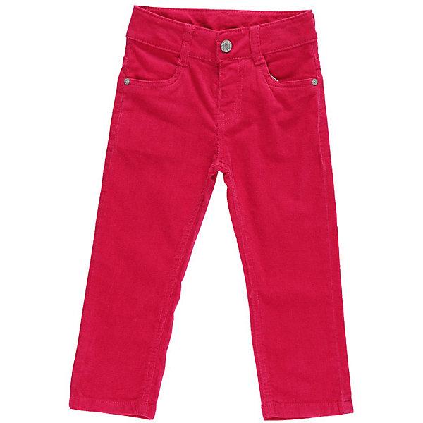 Брюки для девочки Sweet BerryДжинсы и брючки<br>Вельветовые брюки для девочки с  застежкой - крючком.<br>Состав:<br>98% хлопок, 2% эластан<br><br>Ширина мм: 215<br>Глубина мм: 88<br>Высота мм: 191<br>Вес г: 336<br>Цвет: бордовый<br>Возраст от месяцев: 9<br>Возраст до месяцев: 12<br>Пол: Женский<br>Возраст: Детский<br>Размер: 80,98,92,86<br>SKU: 4520528