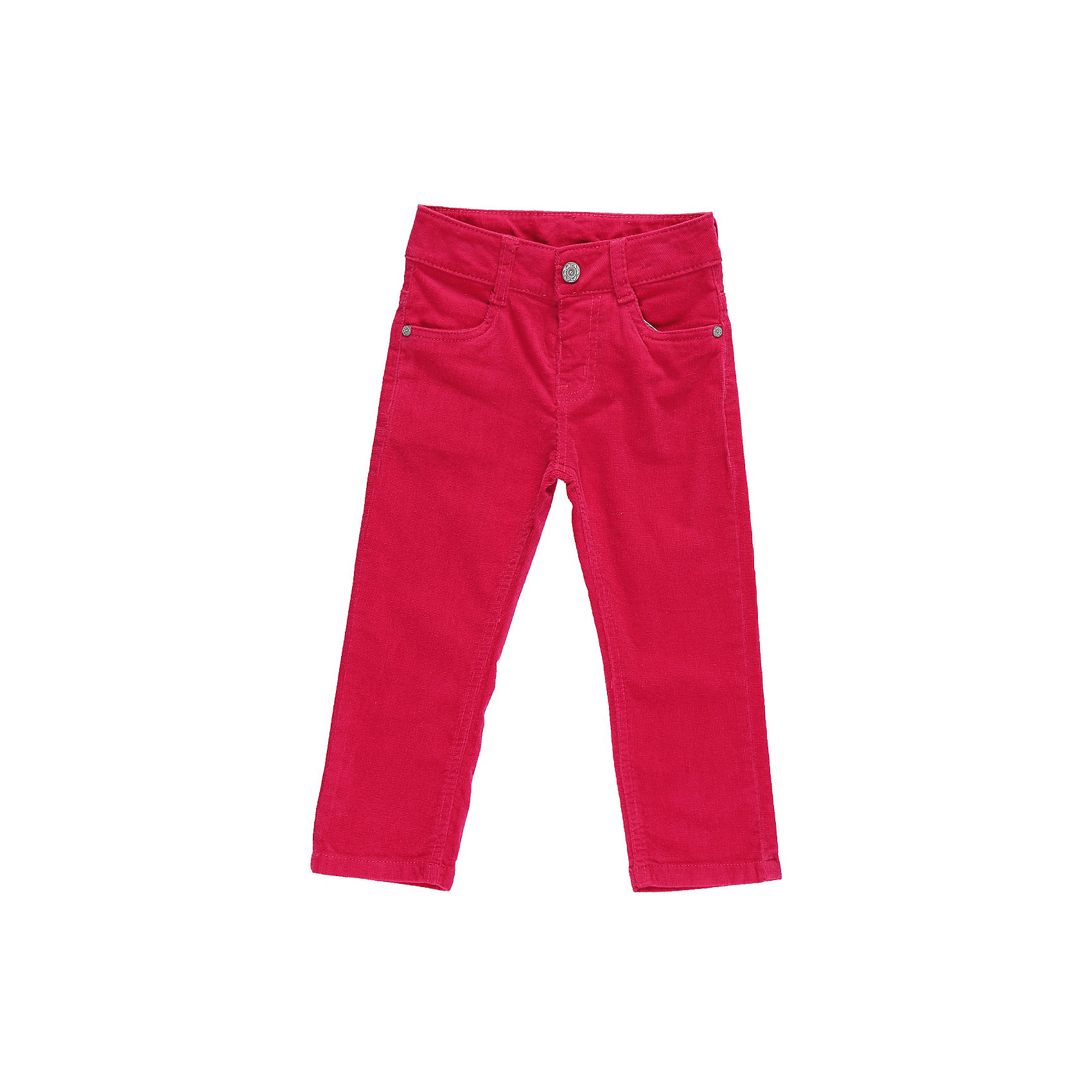 Брюки для девочки Sweet BerryБрюки<br>Вельветовые брюки для девочки с  застежкой - крючком.<br>Состав:<br>98% хлопок, 2% эластан<br><br>Ширина мм: 215<br>Глубина мм: 88<br>Высота мм: 191<br>Вес г: 336<br>Цвет: бордовый<br>Возраст от месяцев: 9<br>Возраст до месяцев: 12<br>Пол: Женский<br>Возраст: Детский<br>Размер: 80,98,86,92<br>SKU: 4520528