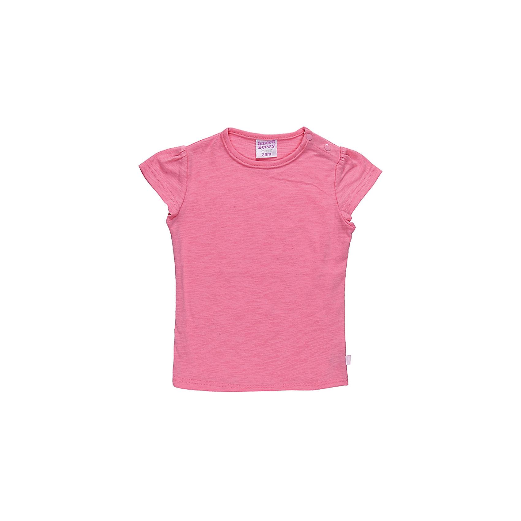 Sweet Berry Футболка для девочки Sweet Berry футболка catimini футболка