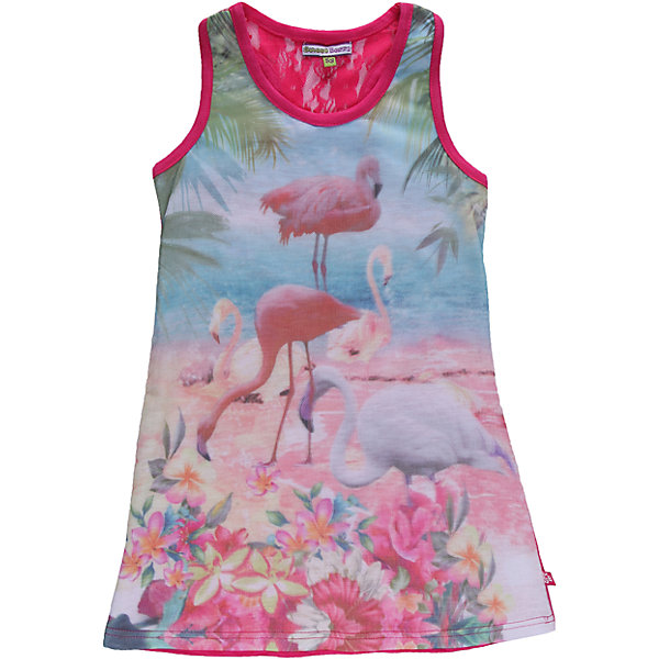 Платье для девочки Sweet BerryПлатья и сарафаны<br>Платье с 3D  эффектом, двойная полочка из трикотажа и сетки.<br>Состав:<br>95% хлопок, 5% эластан<br><br>Ширина мм: 236<br>Глубина мм: 16<br>Высота мм: 184<br>Вес г: 177<br>Цвет: розовый<br>Возраст от месяцев: 24<br>Возраст до месяцев: 36<br>Пол: Женский<br>Возраст: Детский<br>Размер: 98,110,122,116,128,104<br>SKU: 4521311