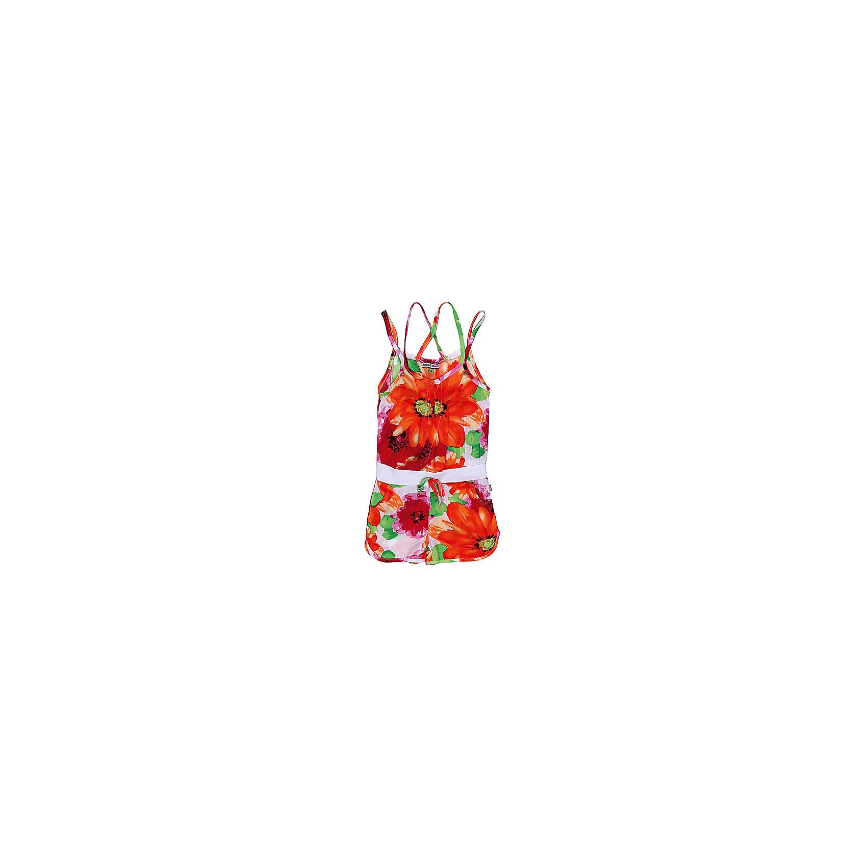 Комбинезон для девочки Sweet BerryКомбинезоны<br>Яркий полукомбинезон из легкой текстильной ткани.Пояс на мягкой трикотажной резинке.<br>Состав:<br>100% вискоза<br><br>Ширина мм: 215<br>Глубина мм: 88<br>Высота мм: 191<br>Вес г: 336<br>Цвет: разноцветный<br>Возраст от месяцев: 24<br>Возраст до месяцев: 36<br>Пол: Женский<br>Возраст: Детский<br>Размер: 98,128,104,122,110,116<br>SKU: 4521332