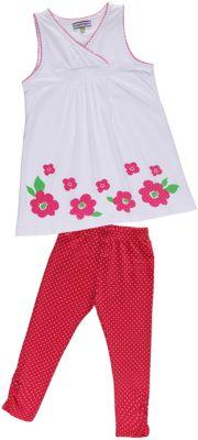 Комплект для девочки: футболка и леггинсы Sweet Berry фото-1