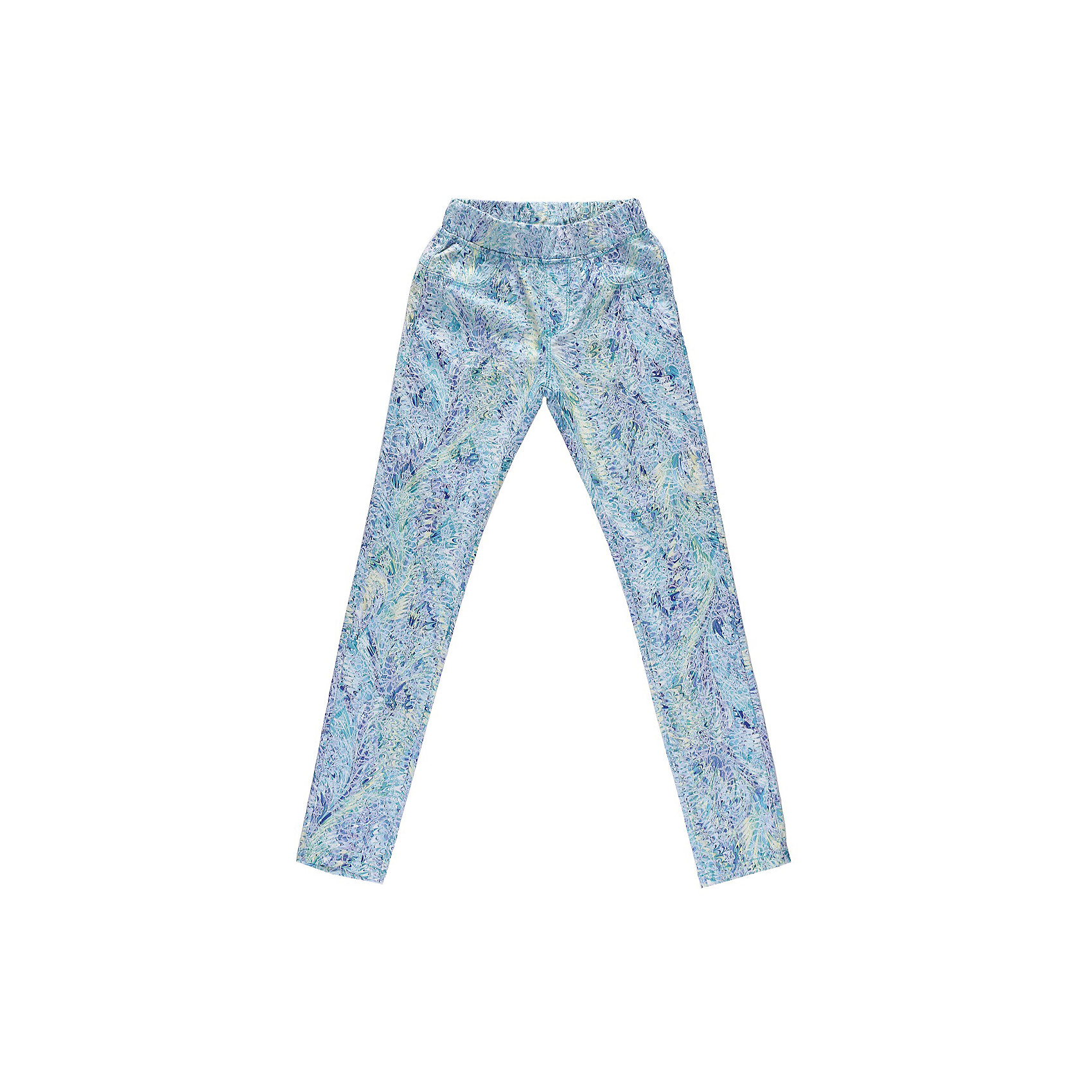Брюки для девочки LuminosoТекстильные брюки с жаккардовым принтом.<br>Состав:<br>98% хлопок, 2% эластан<br><br>Ширина мм: 215<br>Глубина мм: 88<br>Высота мм: 191<br>Вес г: 336<br>Цвет: разноцветный<br>Возраст от месяцев: 144<br>Возраст до месяцев: 156<br>Пол: Женский<br>Возраст: Детский<br>Размер: 158,134,140,146,164,152<br>SKU: 4521702