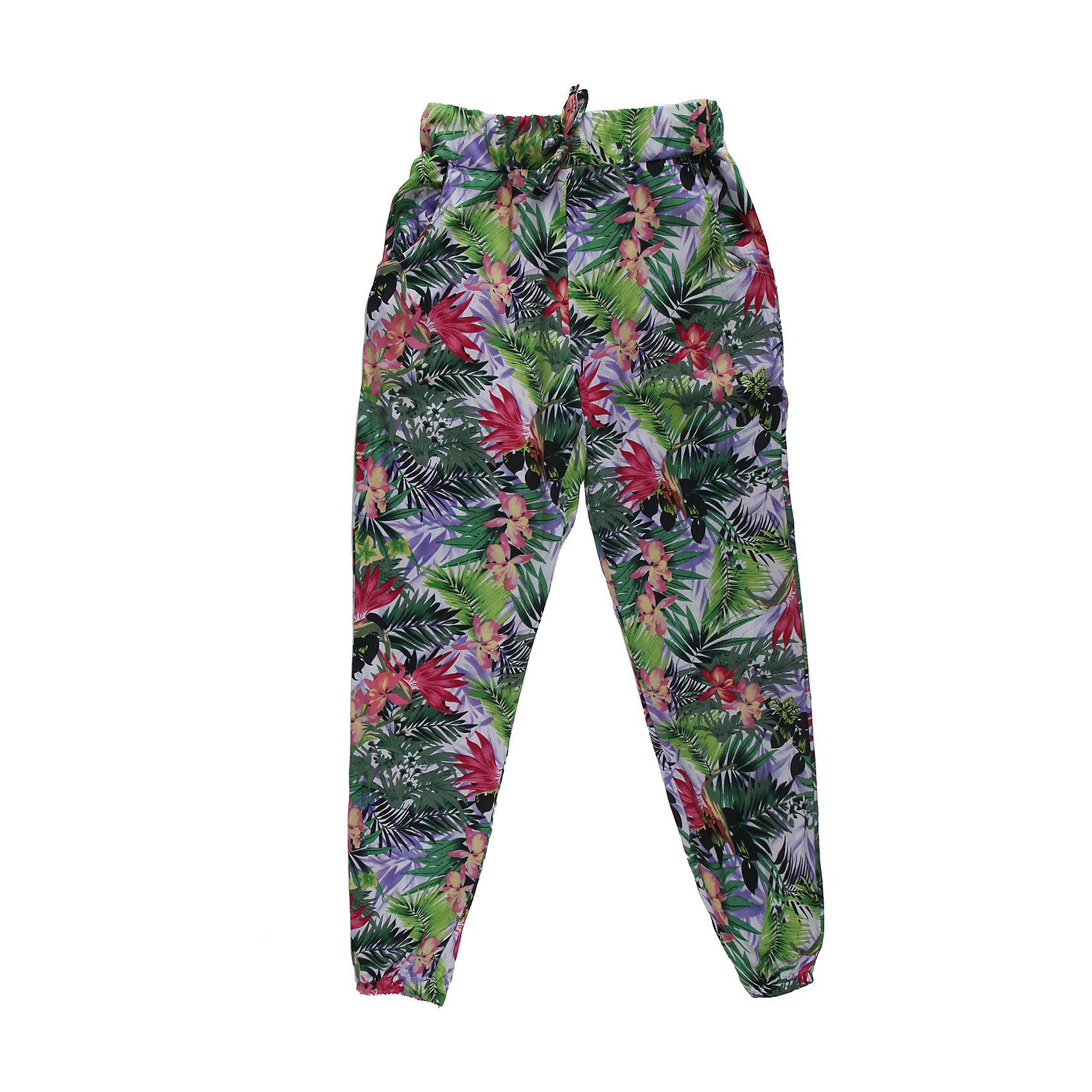 Брюки для девочки LuminosoТонкие брюки из текстиля для жаркой погоды.<br>Состав:<br>100% вискоза<br><br>Ширина мм: 215<br>Глубина мм: 88<br>Высота мм: 191<br>Вес г: 336<br>Цвет: разноцветный<br>Возраст от месяцев: 120<br>Возраст до месяцев: 132<br>Пол: Женский<br>Возраст: Детский<br>Размер: 146,140,134,164,158,152<br>SKU: 4521772