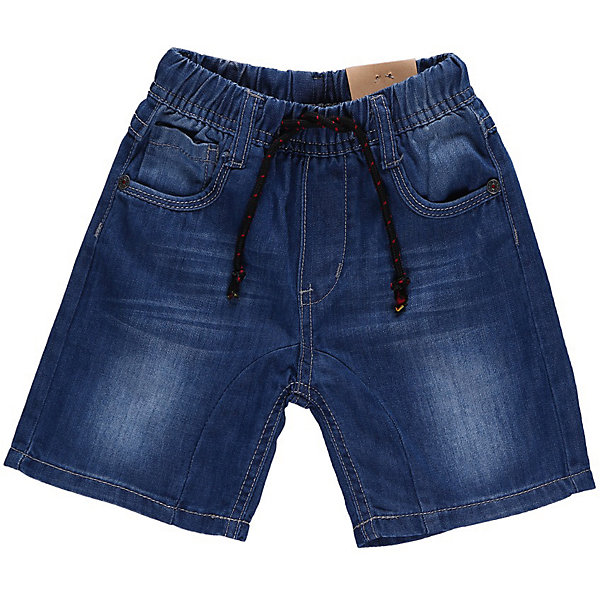 Бриджи джинсовые  для мальчика Sweet BerryДжинсовая одежда<br>Джинсовые шорты на резинке с регулировкой шнурком по поясу<br>Состав:<br>100% хлопок<br><br>Ширина мм: 191<br>Глубина мм: 10<br>Высота мм: 175<br>Вес г: 273<br>Цвет: синий<br>Возраст от месяцев: 9<br>Возраст до месяцев: 12<br>Пол: Мужской<br>Возраст: Детский<br>Размер: 80,98,86,92<br>SKU: 4522074