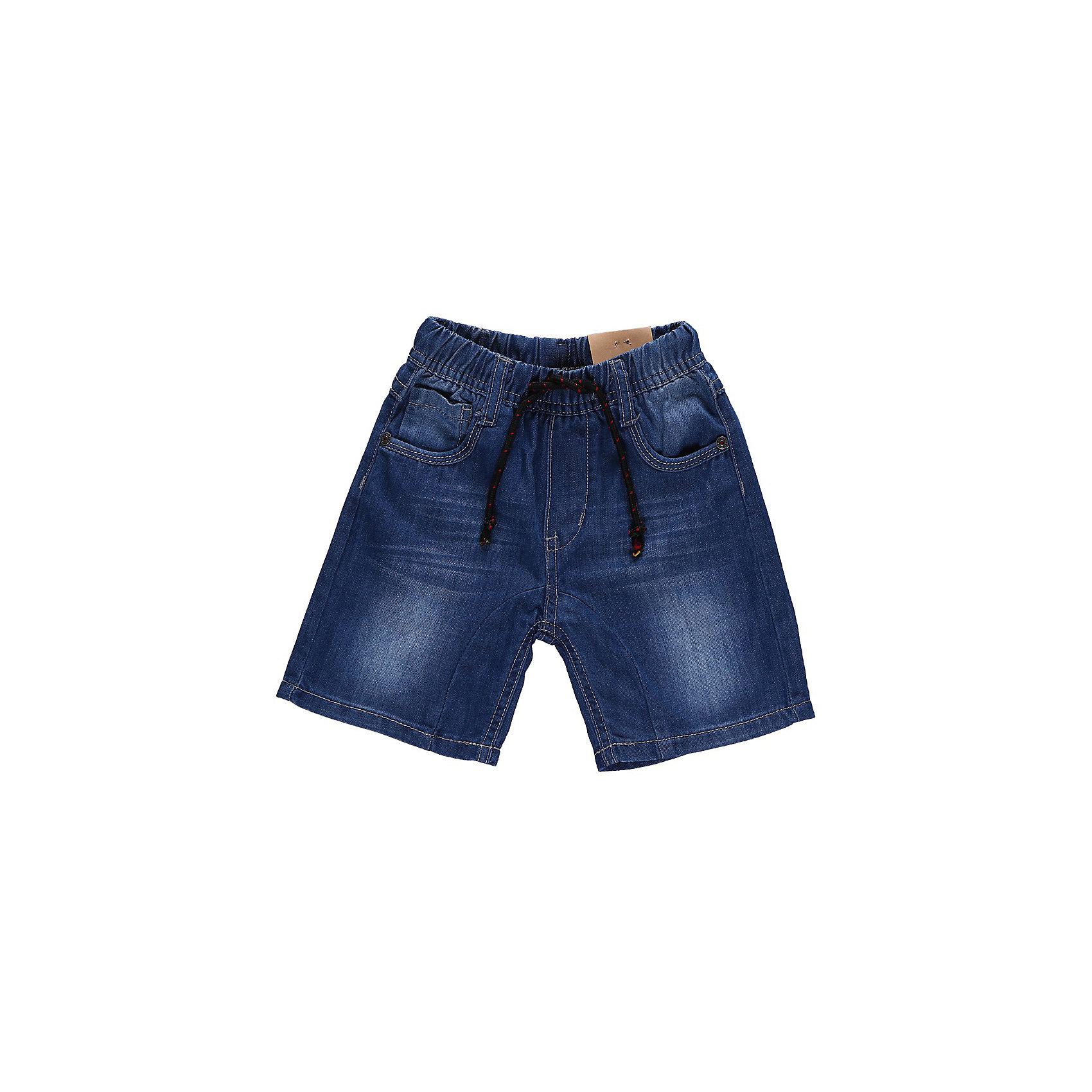 Бриджи джинсовые  для мальчика Sweet BerryШорты и бриджи<br>Джинсовые шорты на резинке с регулировкой шнурком по поясу<br>Состав:<br>100% хлопок<br><br>Ширина мм: 191<br>Глубина мм: 10<br>Высота мм: 175<br>Вес г: 273<br>Цвет: синий<br>Возраст от месяцев: 9<br>Возраст до месяцев: 12<br>Пол: Мужской<br>Возраст: Детский<br>Размер: 80,98,92,86<br>SKU: 4522074