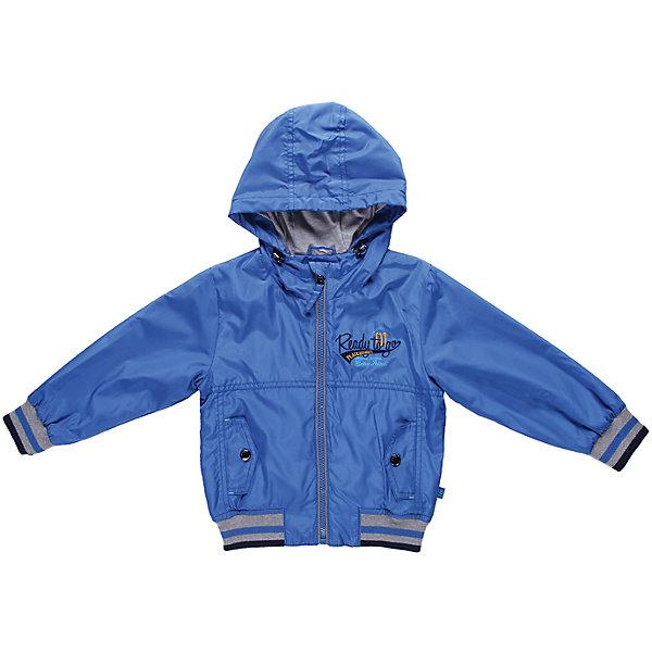 Ветровка для мальчика Sweet BerryВерхняя одежда<br>Ветровка на хлопковой трикотажной подкладке.  Украшенная принтом.<br>Состав:<br>Верх: 100% полиэстер, Подкладка: 65% хлопок, 35% полиэстер<br><br>Ширина мм: 356<br>Глубина мм: 10<br>Высота мм: 245<br>Вес г: 519<br>Цвет: синий<br>Возраст от месяцев: 9<br>Возраст до месяцев: 12<br>Пол: Мужской<br>Возраст: Детский<br>Размер: 80,86,98,92<br>SKU: 4522089