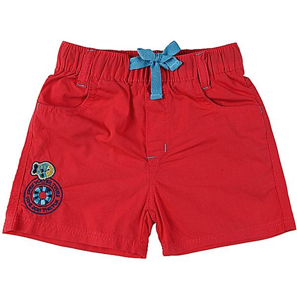 Шорты для мальчика Sweet BerryШорты и бриджи<br>Текстильные шорты на резинке украшенные шевронами<br>Состав:<br>100% хлопок<br><br>Ширина мм: 191<br>Глубина мм: 10<br>Высота мм: 175<br>Вес г: 273<br>Цвет: красный<br>Возраст от месяцев: 12<br>Возраст до месяцев: 18<br>Пол: Мужской<br>Возраст: Детский<br>Размер: 86,92,98,80<br>SKU: 4522179