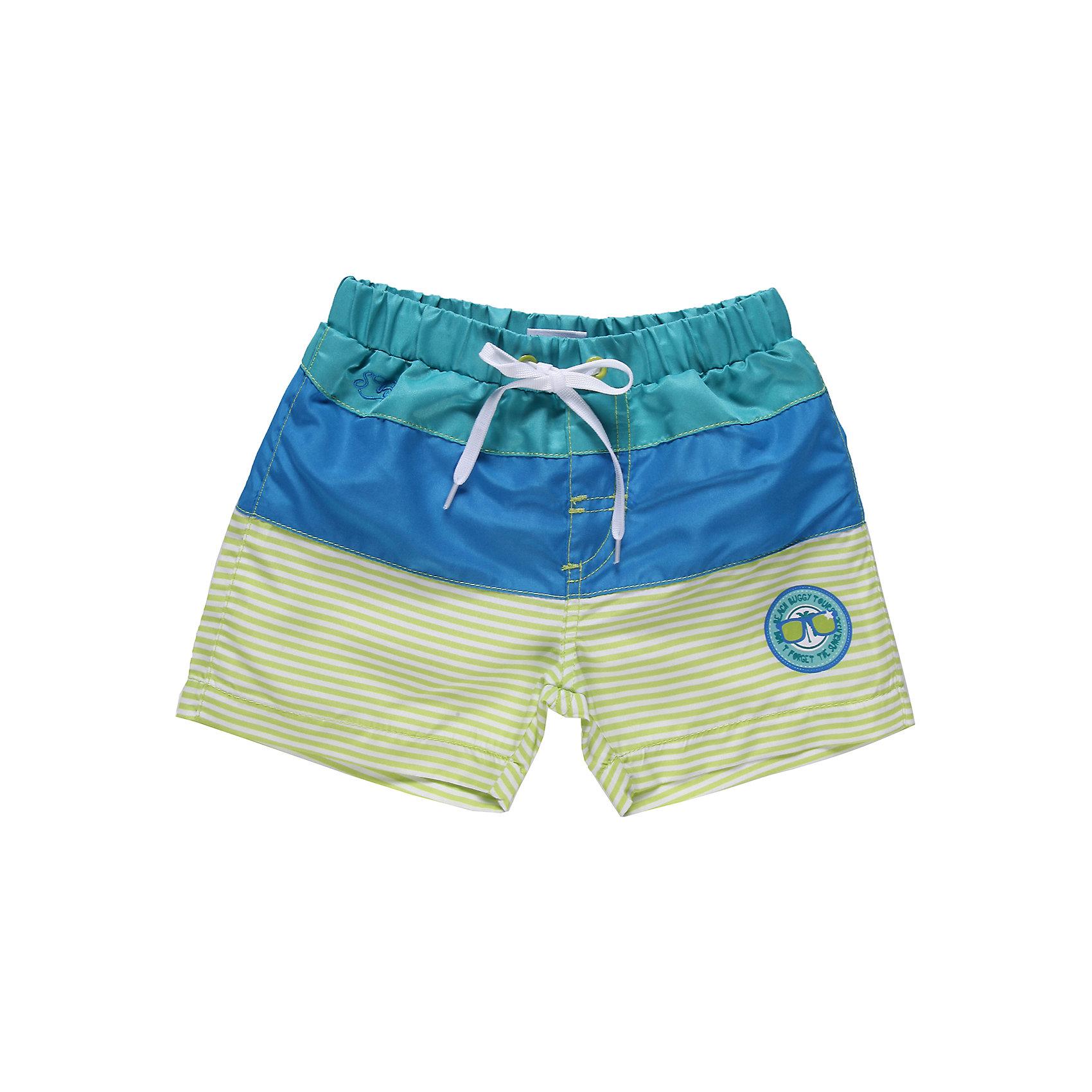 Шорты купальные для мальчика Sweet BerryКупальники и плавки<br>Пляжные шорты с контрастными вставками. Эластичный пояс на резинке, регулируется шнурком<br>Состав:<br>100% полиэстер<br><br>Ширина мм: 183<br>Глубина мм: 60<br>Высота мм: 135<br>Вес г: 119<br>Цвет: разноцветный<br>Возраст от месяцев: 9<br>Возраст до месяцев: 12<br>Пол: Мужской<br>Возраст: Детский<br>Размер: 80,86,92,98<br>SKU: 4522512
