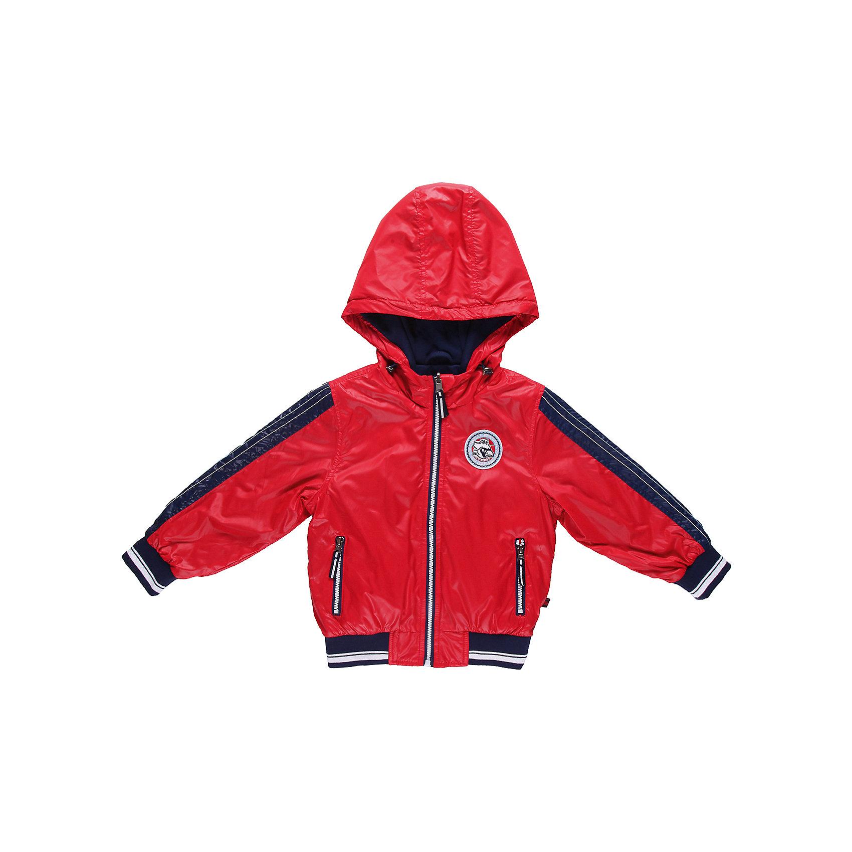 Куртка для мальчика Sweet BerryВетровки и жакеты<br>Двухсторонняя куртка для мальчика. С одной стороны ветровка, с другой толстовка.<br>Состав:<br>Верх: 100% полиэстер, Подкладка: 65% хлопок, 35% полиэстер<br><br>Ширина мм: 356<br>Глубина мм: 10<br>Высота мм: 245<br>Вес г: 519<br>Цвет: синий/красный<br>Возраст от месяцев: 24<br>Возраст до месяцев: 36<br>Пол: Мужской<br>Возраст: Детский<br>Размер: 98,122,116,110,128,104<br>SKU: 4522547