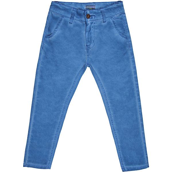Брюки для мальчика Sweet BerryБрюки<br>Хлопковые брюки на мальчика, классический крой, четыре кармана. Отличный выбор на каждый день.<br>Состав:<br>98% хлопок 2%эластан<br><br>Ширина мм: 215<br>Глубина мм: 88<br>Высота мм: 191<br>Вес г: 336<br>Цвет: синий<br>Возраст от месяцев: 24<br>Возраст до месяцев: 36<br>Пол: Мужской<br>Возраст: Детский<br>Размер: 98,110,122,116,128,104<br>SKU: 4523006