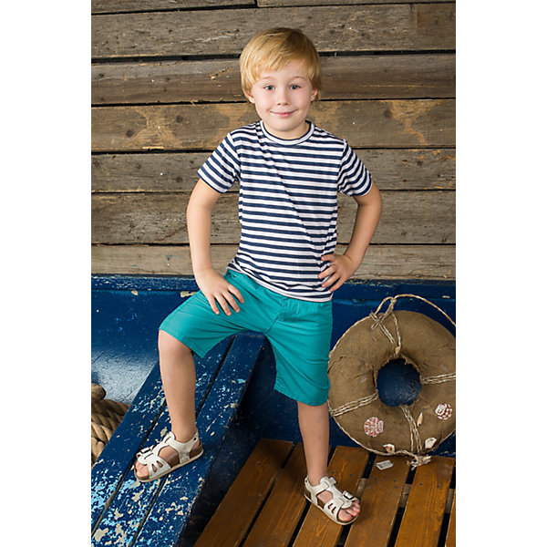 Футболка для мальчика Sweet BerryФутболки, поло и топы<br>Стильная футболка в полоску для мальчика.<br>Состав:<br>95% хлопок 5% эластан<br><br>Ширина мм: 199<br>Глубина мм: 10<br>Высота мм: 161<br>Вес г: 151<br>Цвет: синий/белый<br>Возраст от месяцев: 72<br>Возраст до месяцев: 84<br>Пол: Мужской<br>Возраст: Детский<br>Размер: 122,104,110,116,128,98<br>SKU: 4523104