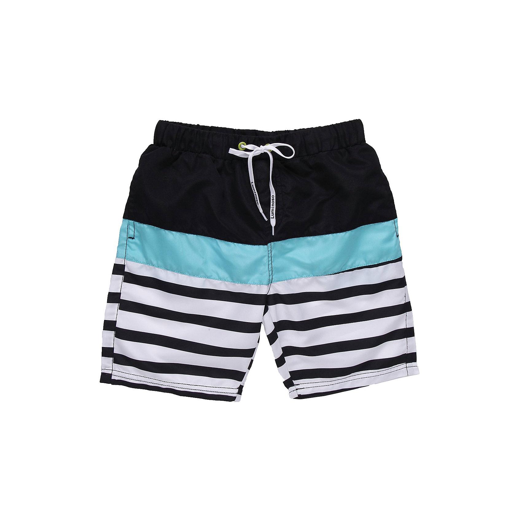 Шорты купальные для мальчика LuminosoКупальники и плавки<br>Яркие пляжные шорты . Эластичный пояс на резинке, регулируется шнурком<br>Состав:<br>100% полиэстер<br><br>Ширина мм: 183<br>Глубина мм: 60<br>Высота мм: 135<br>Вес г: 119<br>Цвет: синий/белый<br>Возраст от месяцев: 156<br>Возраст до месяцев: 168<br>Пол: Мужской<br>Возраст: Детский<br>Размер: 164,140,152,134,146,158<br>SKU: 4523244
