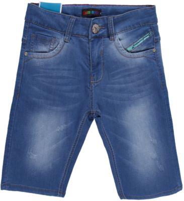 Бриджи джинсовые для мальчика Luminoso