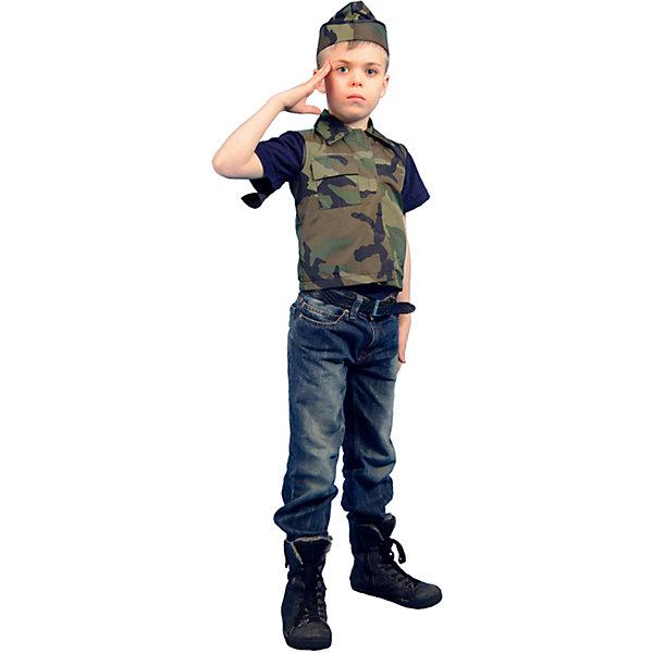 Карнавальный костюм Солдат, Вестифика