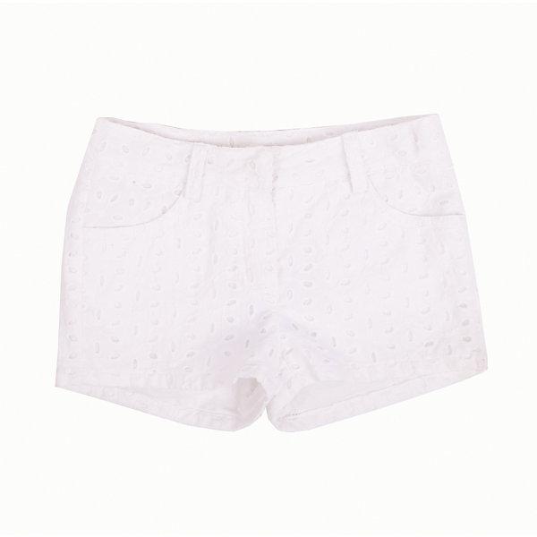 Шорты для девочки GulliverШорты, бриджи, капри<br>Модные шорты – незаменимая часть гардероба девочки. Белые шорты из 100% хлопка сделают каждый день солнечным и комфортным! Если вы решили купить оригинальные шорты, обратите внимание на эту модель, выполненную из шиться на тонкой подкладке! Нежность, мягкость, удобство, прохлада - ваш ответ знойному лету!<br>Состав:<br>100% хлопок<br><br>Ширина мм: 191<br>Глубина мм: 10<br>Высота мм: 175<br>Вес г: 273<br>Цвет: белый<br>Возраст от месяцев: 60<br>Возраст до месяцев: 72<br>Пол: Женский<br>Возраст: Детский<br>Размер: 116,104,110,98<br>SKU: 4534632
