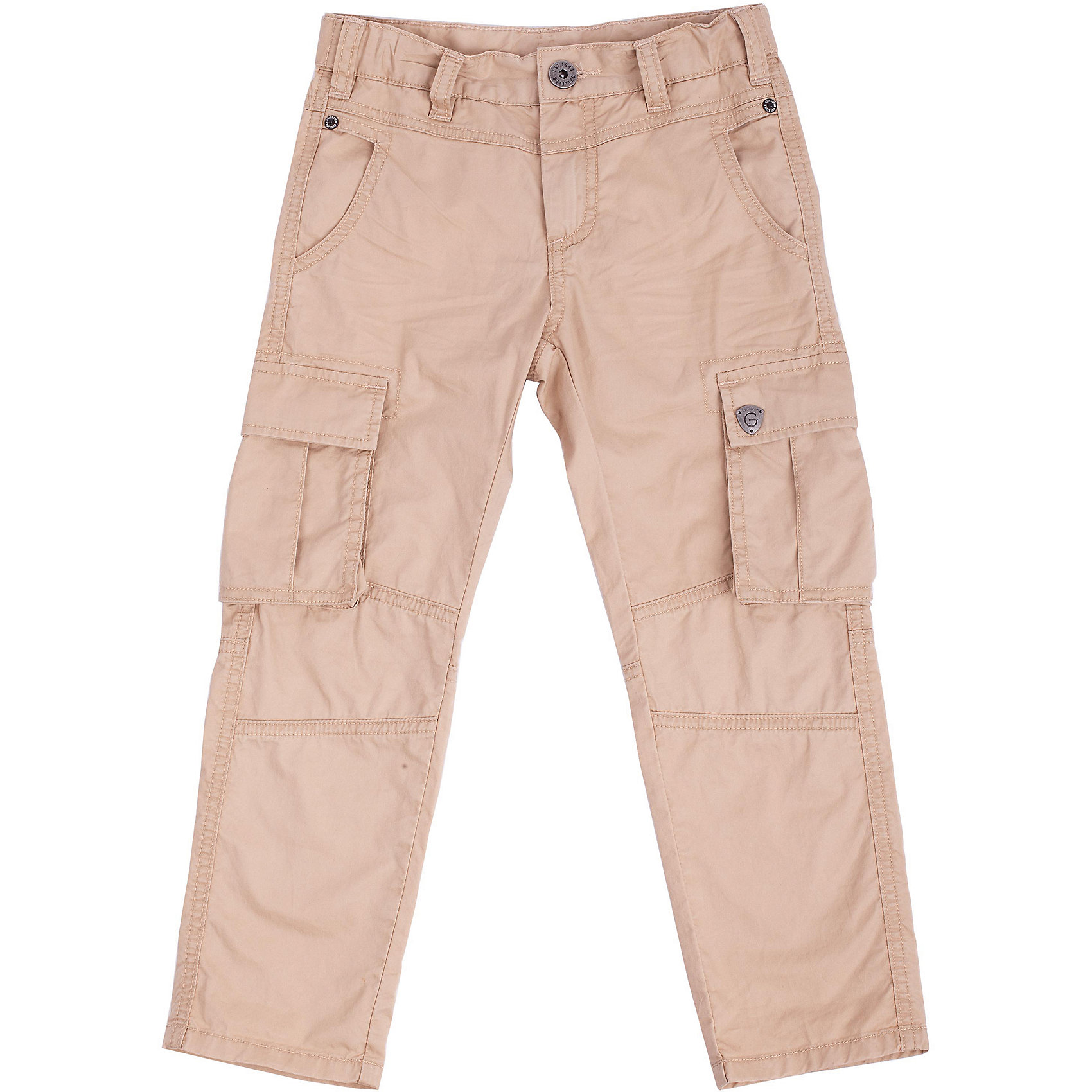 Gulliver Брюки для мальчика Gulliver брюки для мальчика gulliver цвет черный 21612btc5601 размер 158