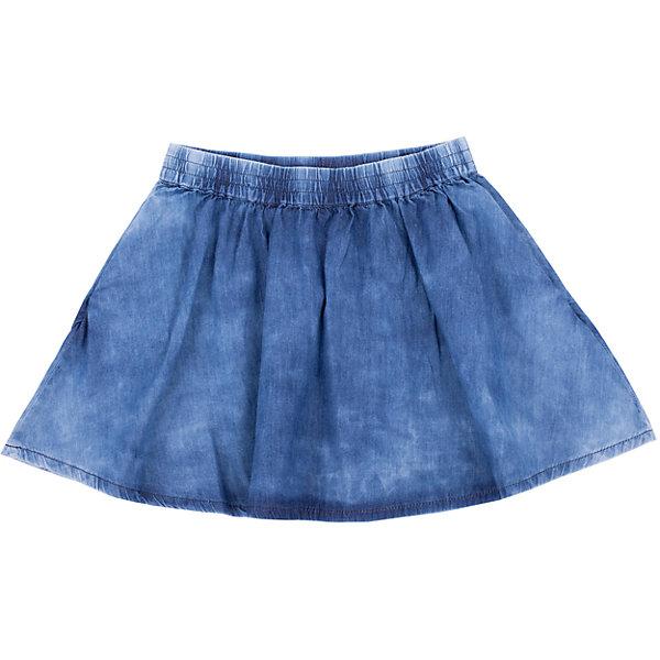 Юбка джинсовая для девочки GulliverЮбки<br>Джинсовая юбка для девочки - прекрасный вариант для жаркого лета. Тонкий деним, расклешенный силуэт, пояс на резинке, удобные карманы делают юбку незаменимой повседневной вещью в гардеробе ребенка. С блузкой, футболкой, топом юбка составит отличный летний комплект. Вы решали купить стильную юбку для девочки на каждый день? Эта модель - отличный выбор!<br>Состав:<br>100% хлопок<br><br>Ширина мм: 207<br>Глубина мм: 10<br>Высота мм: 189<br>Вес г: 183<br>Цвет: голубой<br>Возраст от месяцев: 144<br>Возраст до месяцев: 156<br>Пол: Женский<br>Возраст: Детский<br>Размер: 158,152,146,164<br>SKU: 4535053