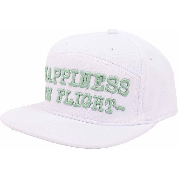 Кепка для девочки GulliverЛетние<br>Модная белая кепка для девочки - вещь совершенно необходимая! Она защитит от солнца, а также красиво завершит летний образ в спортивном стиле. Если вам нужен летний головной убор, вам нужно купить стильную белую бейсболку с принтом и вышивкой, и  ребенок наверняка оценит ваш выбор.<br>Состав:<br>100% хлопок<br><br>Ширина мм: 89<br>Глубина мм: 117<br>Высота мм: 44<br>Вес г: 155<br>Цвет: белый<br>Возраст от месяцев: 72<br>Возраст до месяцев: 84<br>Пол: Женский<br>Возраст: Детский<br>Размер: 54-56<br>SKU: 4535063