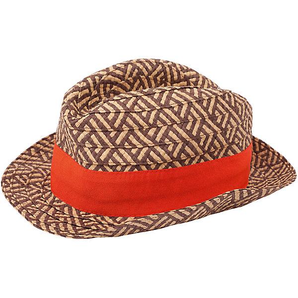 Шляпа для мальчика GulliverЛетние<br>Шляпа для  мальчика-подростка - модный аксессуар и предмет особой гордости, способный подчеркнуть его индивидуальность. Если вы хотите купить шляпу, обратите внимание на эту модель! Шляпа вызывает восторг взрослых, одобрение сверстников и массу положительных эмоций окружающих.<br>Состав:<br>80% бумага , 20%полиестер<br><br>Ширина мм: 89<br>Глубина мм: 117<br>Высота мм: 44<br>Вес г: 155<br>Цвет: белый<br>Возраст от месяцев: 72<br>Возраст до месяцев: 84<br>Пол: Мужской<br>Возраст: Детский<br>Размер: 54<br>SKU: 4535126