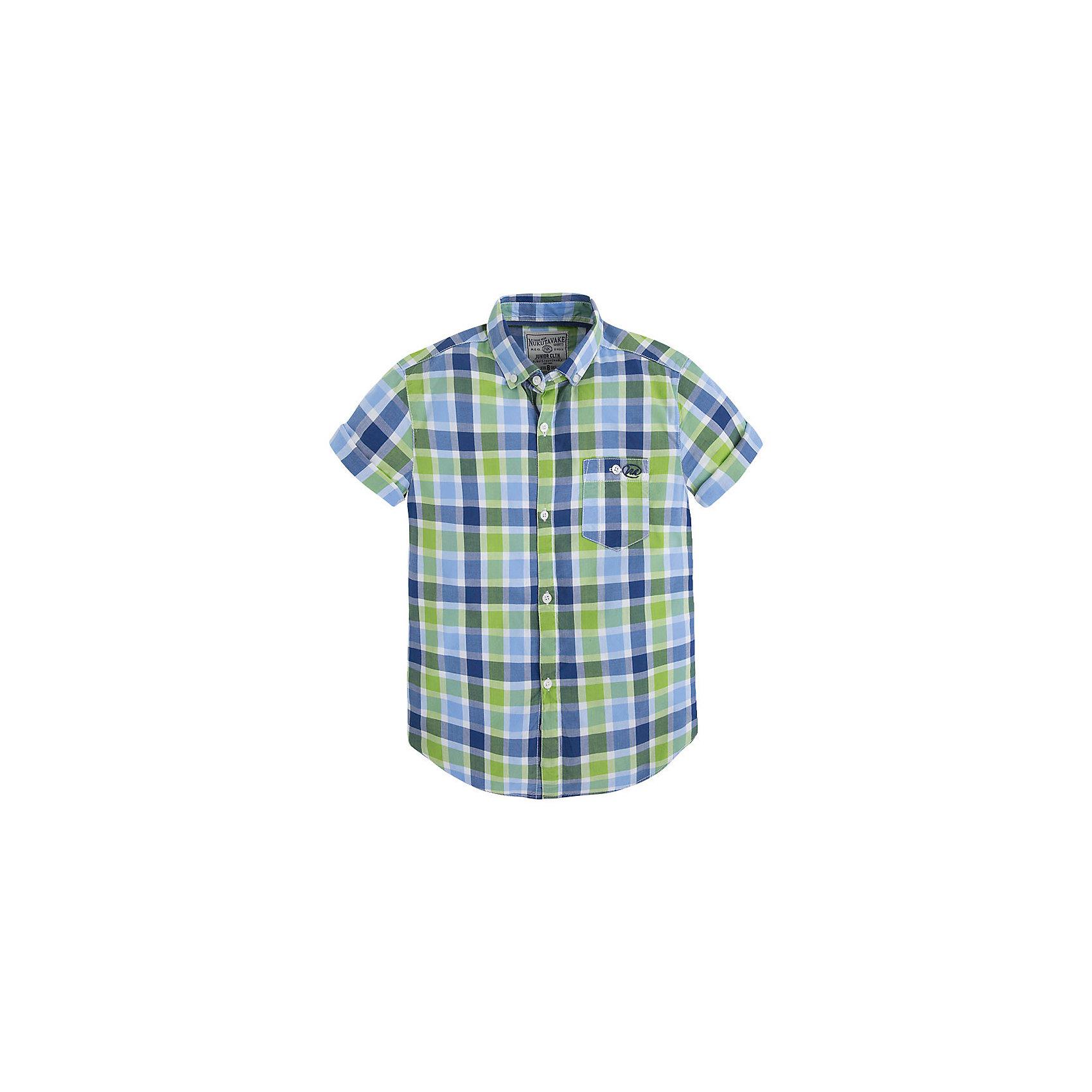 Mayoral Рубашка для мальчика Mayoral в каком магазине в бибирево можно купить дшево косметику dbib