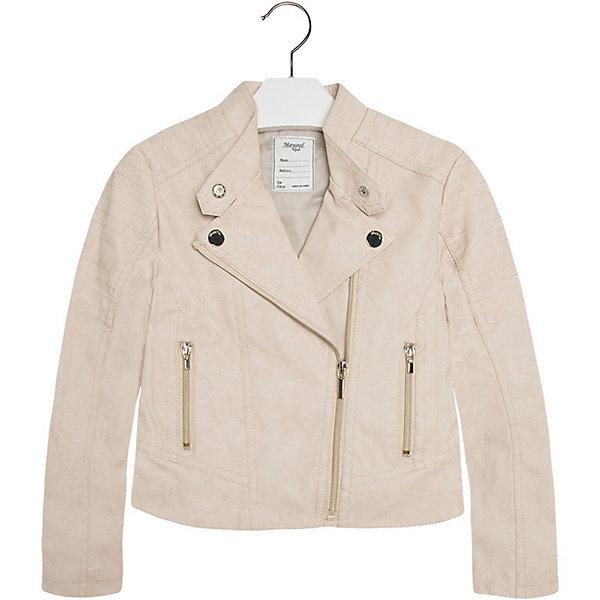 Куртка для девочки MayoralДемисезонные куртки<br>Куртка для девочки от известной испанской марки Mayoral добавит образу юной модницы оригинальность и стиль. <br><br>Дополнительная информация:<br><br>- Стильный, актуальный дизайн.<br>- Застегивается на молнию.<br>- Воротник-стойка застегивается на кнопки.<br>- 2 передних кармана на молнии.<br>- Декоративная отстрочка.<br>- Декоративные складки на спине.<br>- Состав: верх - 100% полиуретан, подкладка - 100% полиэстер. <br><br>Куртку для девочки Mayoral (Майорал) можно купить в нашем магазине.<br>Ширина мм: 356; Глубина мм: 10; Высота мм: 245; Вес г: 519; Цвет: серый; Возраст от месяцев: 108; Возраст до месяцев: 120; Пол: Женский; Возраст: Детский; Размер: 140,128,164,170,158,152; SKU: 4538524;
