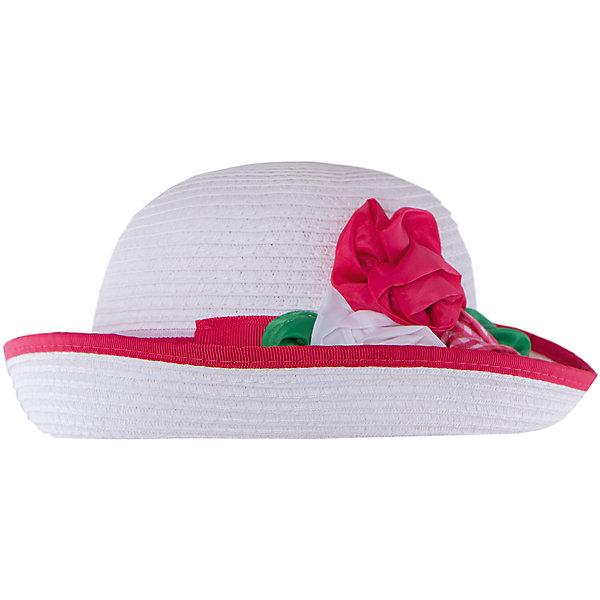 Шляпа для девочки MayoralШапочки<br>Шляпа для девочки от известной марки Mayoral<br><br>Удобная шляпа дополнит образ девочки и убережет голову от перегрева в новом весенне-летнем сезоне. Эта модель разработала специально для девочек. Сделана она из легкого, но прочного материала, украшена текстильными цветами.<br><br>Особенности модели:<br><br>- цвет: белый;<br>- цветная окантовка;<br>- легкий материал;<br>- украшена окантовкой и лентой;<br>- декорирована цветами;<br>- глубокая посадка.<br><br>Дополнительная информация:<br><br>Состав: 100% бумага<br> <br>Шляпу для девочки от Mayoral (Майорал) можно купить в нашем магазине.<br><br>Ширина мм: 89<br>Глубина мм: 117<br>Высота мм: 44<br>Вес г: 155<br>Цвет: красный<br>Возраст от месяцев: 6<br>Возраст до месяцев: 9<br>Пол: Женский<br>Возраст: Детский<br>Размер: 46,48,50<br>SKU: 4539090