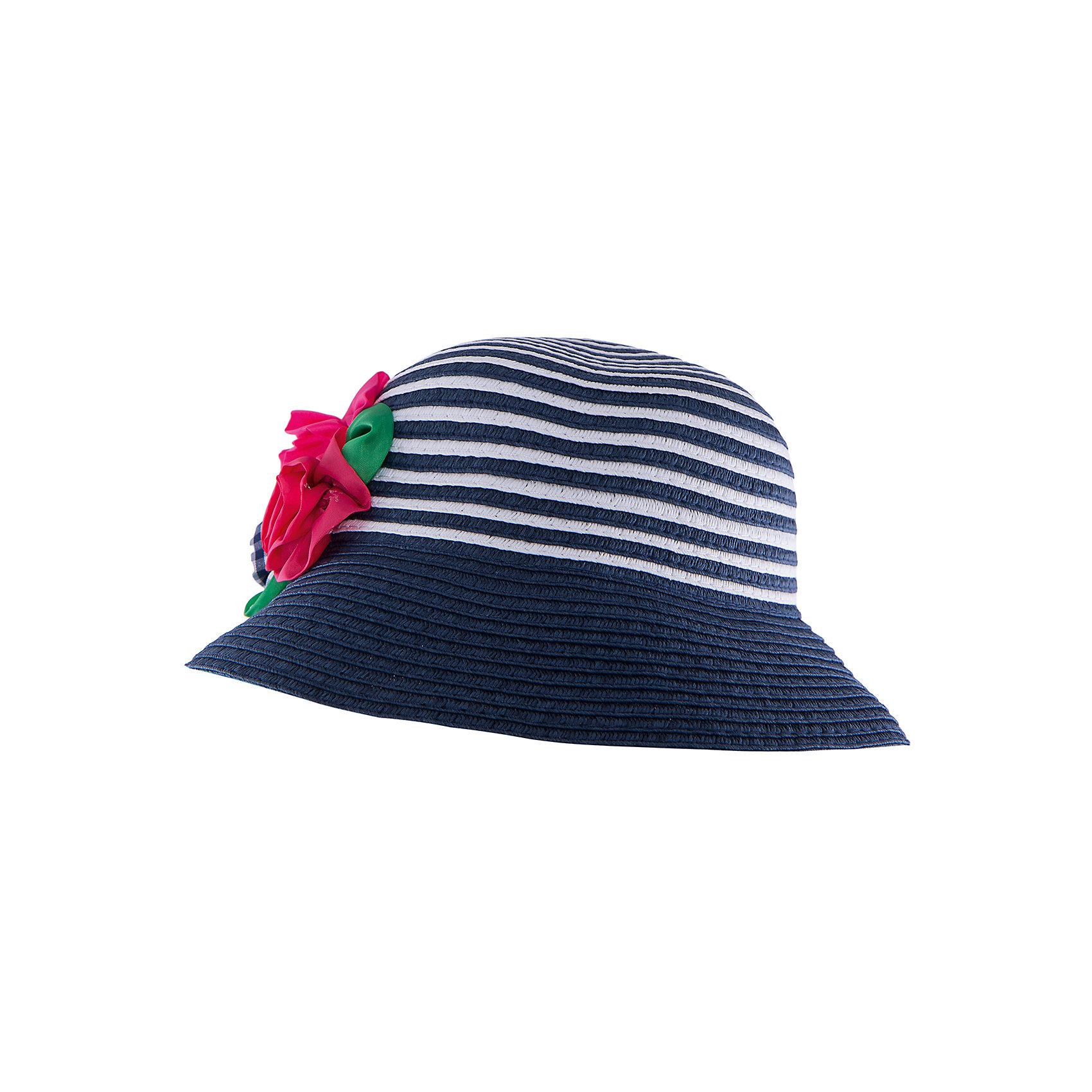 Шляпа для девочки MayoralШляпа для девочки от известной марки Mayoral<br><br>Удобная шляпа дополнит образ девочки и убережет голову от перегрева в новом весенне-летнем сезоне. Эта модель разработала специально для девочек. Сделана она из легкого, но прочного материала, украшена текстильными цветами.<br><br>Особенности модели:<br><br>- цвет: белый, синий;<br>- в полоску;<br>- легкий материал;<br>- края опущены;<br>- декорирована цветами;<br>- глубокая посадка.<br><br>Дополнительная информация:<br><br>Состав: 100% бумага<br> <br>Шляпу для девочки от Mayoral (Майорал) можно купить в нашем магазине.<br><br>Ширина мм: 89<br>Глубина мм: 117<br>Высота мм: 44<br>Вес г: 155<br>Цвет: синий<br>Возраст от месяцев: 24<br>Возраст до месяцев: 36<br>Пол: Женский<br>Возраст: Детский<br>Размер: 50,52,54<br>SKU: 4539259