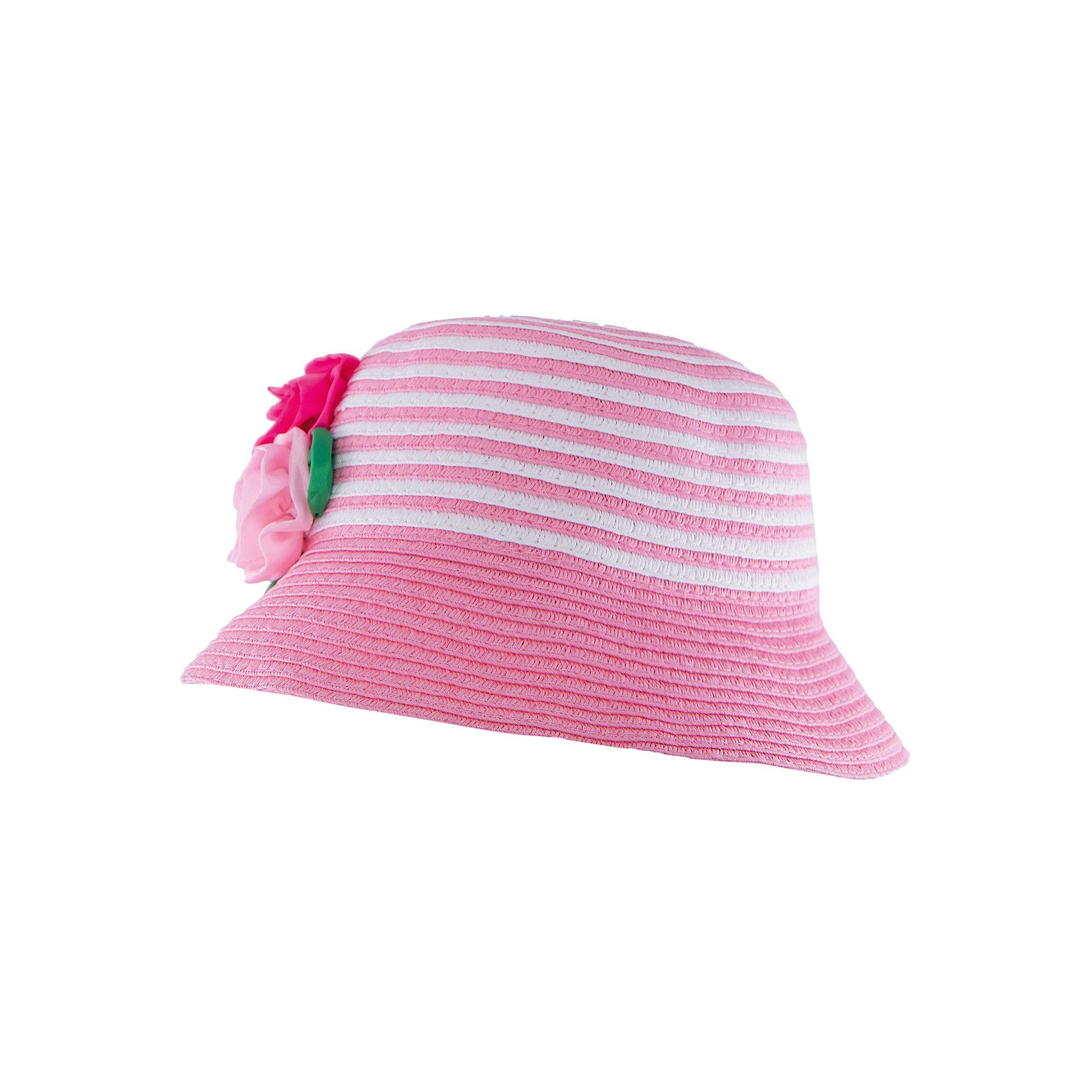 Шляпа для девочки MayoralШляпа для девочки от известной марки Mayoral<br><br>Удобная шляпа дополнит образ девочки и убережет голову от перегрева в новом весенне-летнем сезоне. Эта модель разработала специально для девочек. Сделана она из легкого, но прочного материала, украшена текстильными цветами.<br><br>Особенности модели:<br><br>- цвет: белый, розовый;<br>- в полоску;<br>- легкий материал;<br>- края опущены;<br>- декорирована цветами;<br>- глубокая посадка.<br><br>Дополнительная информация:<br><br>Состав: 100% бумага<br> <br>Шляпу для девочки от Mayoral (Майорал) можно купить в нашем магазине.<br><br>Ширина мм: 89<br>Глубина мм: 117<br>Высота мм: 44<br>Вес г: 155<br>Цвет: фиолетовый<br>Возраст от месяцев: 72<br>Возраст до месяцев: 84<br>Пол: Женский<br>Возраст: Детский<br>Размер: 54,50,52<br>SKU: 4539263