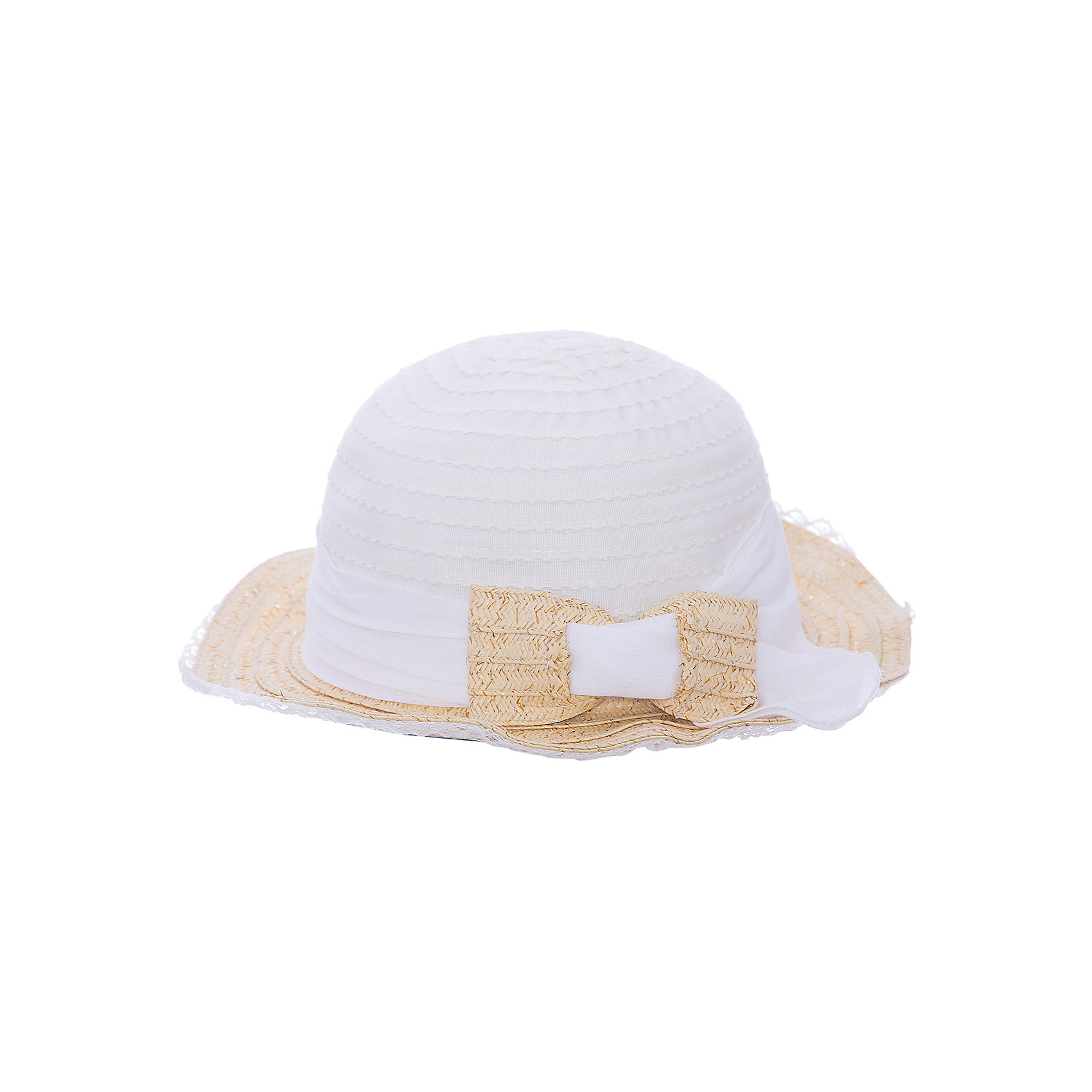 Шляпа для девочки MayoralЛетние<br>Шляпа для девочки от известной марки Mayoral<br><br>Удобная шляпа дополнит образ девочки и убережет голову от перегрева в новом весенне-летнем сезоне. Эта модель разработала специально для девочек. Сделана она из легкого, но прочного материала, украшена бантом.<br><br>Особенности модели:<br><br>- цвет: белый;<br>- украшена бантом;<br>- легкий материал;<br>- классическая форма;<br>- отделана кружевом;<br>- глубокая посадка.<br><br>Дополнительная информация:<br><br>Состав: 50% бумага, 30% полиэстер, 20% хлопок<br> <br>Шляпу для девочки от Mayoral (Майорал) можно купить в нашем магазине.<br><br>Ширина мм: 89<br>Глубина мм: 117<br>Высота мм: 44<br>Вес г: 155<br>Цвет: бежевый<br>Возраст от месяцев: 24<br>Возраст до месяцев: 36<br>Пол: Женский<br>Возраст: Детский<br>Размер: 54,50,52<br>SKU: 4539267
