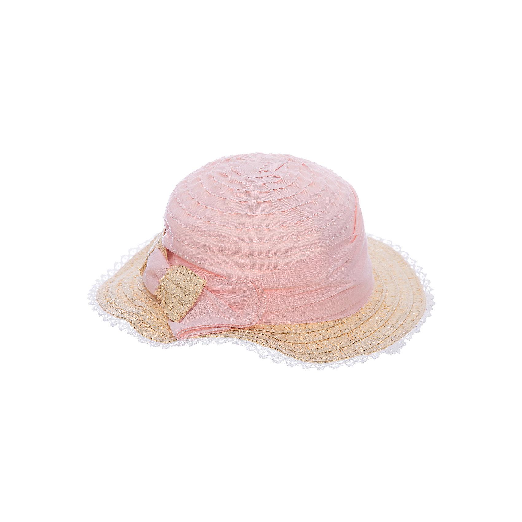 Шляпа для девочки MayoralГоловные уборы<br>Шляпа для девочки от известной испанской марки Mayoral.<br>Состав:<br>50% Бумага 30% Полиэстер 20% Хлопок<br><br>Ширина мм: 89<br>Глубина мм: 117<br>Высота мм: 44<br>Вес г: 155<br>Цвет: бежевый<br>Возраст от месяцев: 24<br>Возраст до месяцев: 36<br>Пол: Женский<br>Возраст: Детский<br>Размер: 50,54,52<br>SKU: 4539271