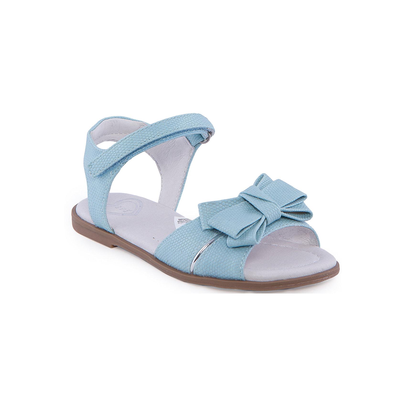 Сандалии для девочки  MayoralСандалии для девочки от известной марки Mayoral<br><br>Красивые удобные сандалии дополнят образ девочки в новом весенне-летнем сезоне. Эта модель разработала специально для девочек, любящих платья и юбки - именно с женственными моделями такие туфли смотрятся особенно хорошо. Сделаны они из легкого, но прочного материала. Комфортно садятся по ноге и не натирают.<br><br>Особенности модели:<br><br>- цвет: голубой;<br>- плоская нескользящая подошва;<br>- материал - искусственная кожа;<br>- застежка-липучка;<br>- декорирована бантом;<br>- открытый носок и пятка.<br><br>Дополнительная информация:<br><br>Состав: верх - искусственная кожа;<br>стелька - натуральная кожа;<br>подошва - полиуретан.<br><br>Сандалии для девочки от Mayoral (Майорал) можно купить в нашем магазине.<br><br>Ширина мм: 219<br>Глубина мм: 154<br>Высота мм: 121<br>Вес г: 343<br>Цвет: голубой<br>Возраст от месяцев: 132<br>Возраст до месяцев: 144<br>Пол: Женский<br>Возраст: Детский<br>Размер: 35,27,26,29,32,34,33,31,30,28<br>SKU: 4539849