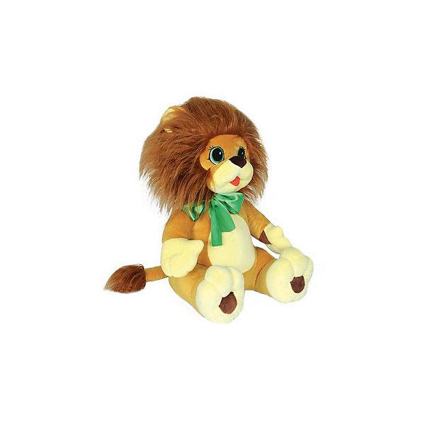 Мягкая игрушка Львенок, СмолТойсМягкие игрушки животные<br>Львенок, СмолТойс - чудесная мягкая игрушка, которая не оставит равнодушным Вашего ребенка. Это настоящий маленький друг, которому будут рады дети любого возраста. У львенка мягкая бежевая шерстка, густая грива и милая мордочка с большими голубыми глазами. Игрушку украшает нарядный зеленый бант. Ребенок с удовольствием будет обнимать и тискать очаровательного львенка и даже сможет брать его с собой в кровать, игрушка выполнена из гипоаллергенных материалов и совершенно безопасна для детей. Способствует развитию воображения и тактильной чувствительности у детей.<br><br>Дополнительная информация:<br><br>- Материал: текстильный мех, искусственный мех.<br>- Размер игрушки: 45 см.<br>- Размер упаковки: 30 х 40 х 45 см.<br>- Вес: 0,5 кг. <br><br>Мягкую игрушку Львенок, СмолТойс, можно купить в нашем интернет-магазине.<br><br>Ширина мм: 300<br>Глубина мм: 400<br>Высота мм: 450<br>Вес г: 500<br>Возраст от месяцев: 36<br>Возраст до месяцев: 2147483647<br>Пол: Унисекс<br>Возраст: Детский<br>SKU: 4540579