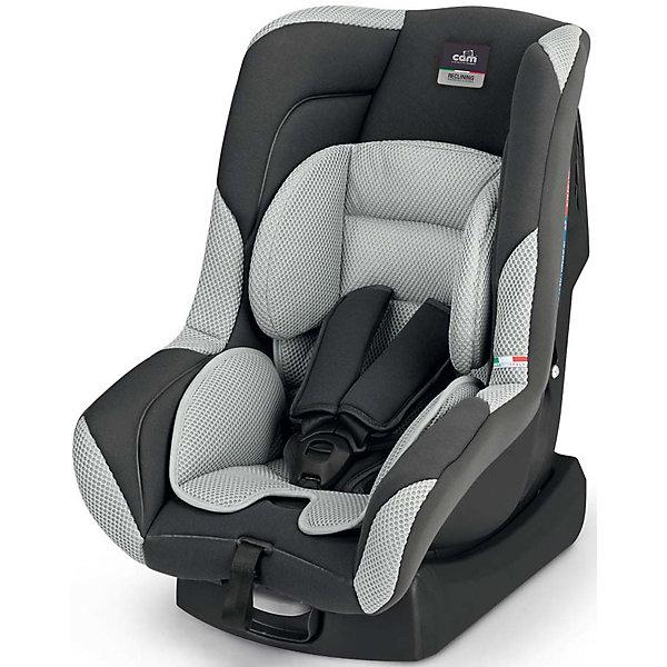 Автокресло CAM Auto Gara, 0-18 кг, серыйГруппа 0-1 (до 18 кг)<br>Автокресло Auto Gara - прекрасный вариант для поездок и путешествий на автомобиле. Укрепленная анатомическая спинка, механизм регулировки высоты ремня и глубокая мягкая защита обеспечат малышу удобство и безопасность. Модель имеет прочную, устойчивую подставку, позволяющую устанавливать кресло не только в автомобиле, но и на любой другой горизонтальной поверхности. Спинка регулируется в 5 положениях, что позволяет креслу адаптироваться под наклон сидений автомобиля. Модель имеет внутренние 5- титочечные ремни безопасности с мягкими внутренними накладками для еще большего комфорта. Съемный износостойкий  чехол выполнен из гипоаллергенных материалов, прекрасно стирается в машине или же руками.<br><br>Дополнительная информация:<br><br>- Материал: пластик, текстиль.<br>- Вес ребенка: 0-18 кг. ( 0-4 года).<br>- Группа 0+/1.<br>- Размер: 60х43х61 см.<br>- Регулировка ремней и плечевых лямок.<br>- 5- титочечные ремни безопасности.<br>- Ортопедическая спинка.<br>- Цвет: серый. <br>- Стирка: ручная, машинная ( при 30 ? ).<br>- Способ установки: по ходу/против хода движения.<br><br>Автокресло Auto Gara, 0-18 кг., CAM, серое  можно купить в нашем магазине.<br>Ширина мм: 890; Глубина мм: 600; Высота мм: 420; Вес г: 6600; Цвет: серый; Возраст от месяцев: 0; Возраст до месяцев: 48; Пол: Унисекс; Возраст: Детский; SKU: 4540597;