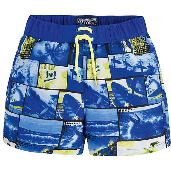 Плавки для мальчика MayoralКупальники и плавки<br>Плавки для мальчика от известной испанской марки Mayoral <br><br>Очень удобные и стильные плавательные шорты для мальчика. Сделаны из качественного материала, который очень быстро высыхает.<br><br>Особенности модели:<br><br>- цвет: желтый, синий;<br>- принт;<br>- пояс - на шнурке;<br>- легкий быстросохнущий материал.<br><br>Дополнительная информация:<br><br>Состав: 100% полиэстер<br><br>Плавки для мальчика Mayoral (Майорал) можно купить в нашем магазине.<br><br>Ширина мм: 183<br>Глубина мм: 60<br>Высота мм: 135<br>Вес г: 119<br>Цвет: желтый<br>Возраст от месяцев: 24<br>Возраст до месяцев: 36<br>Пол: Мужской<br>Возраст: Детский<br>Размер: 98,128,134,104,110,116,122<br>SKU: 4542756