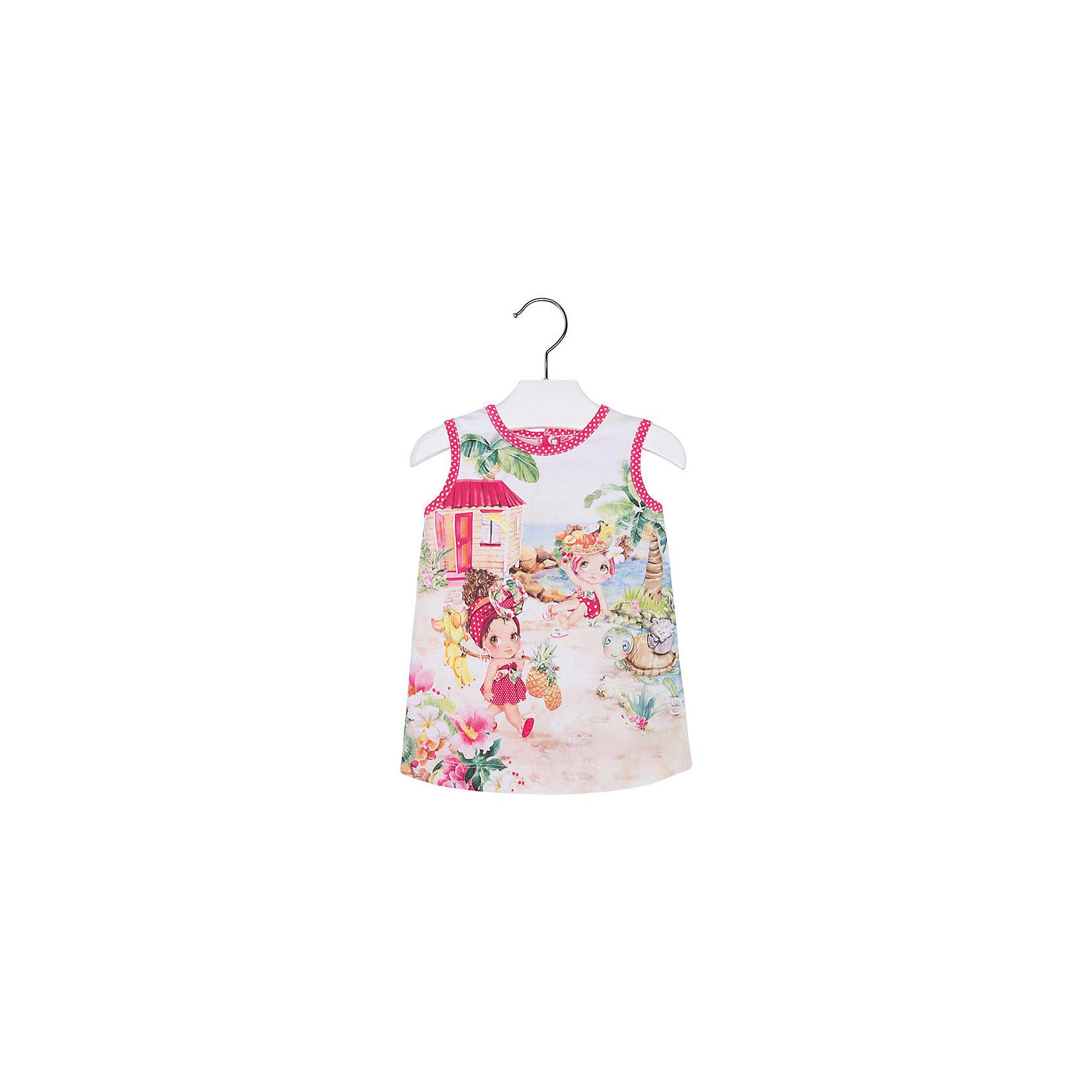 artigli платье для девочки a07973 разноцветный artigli Mayoral Платье для девочки Mayoral
