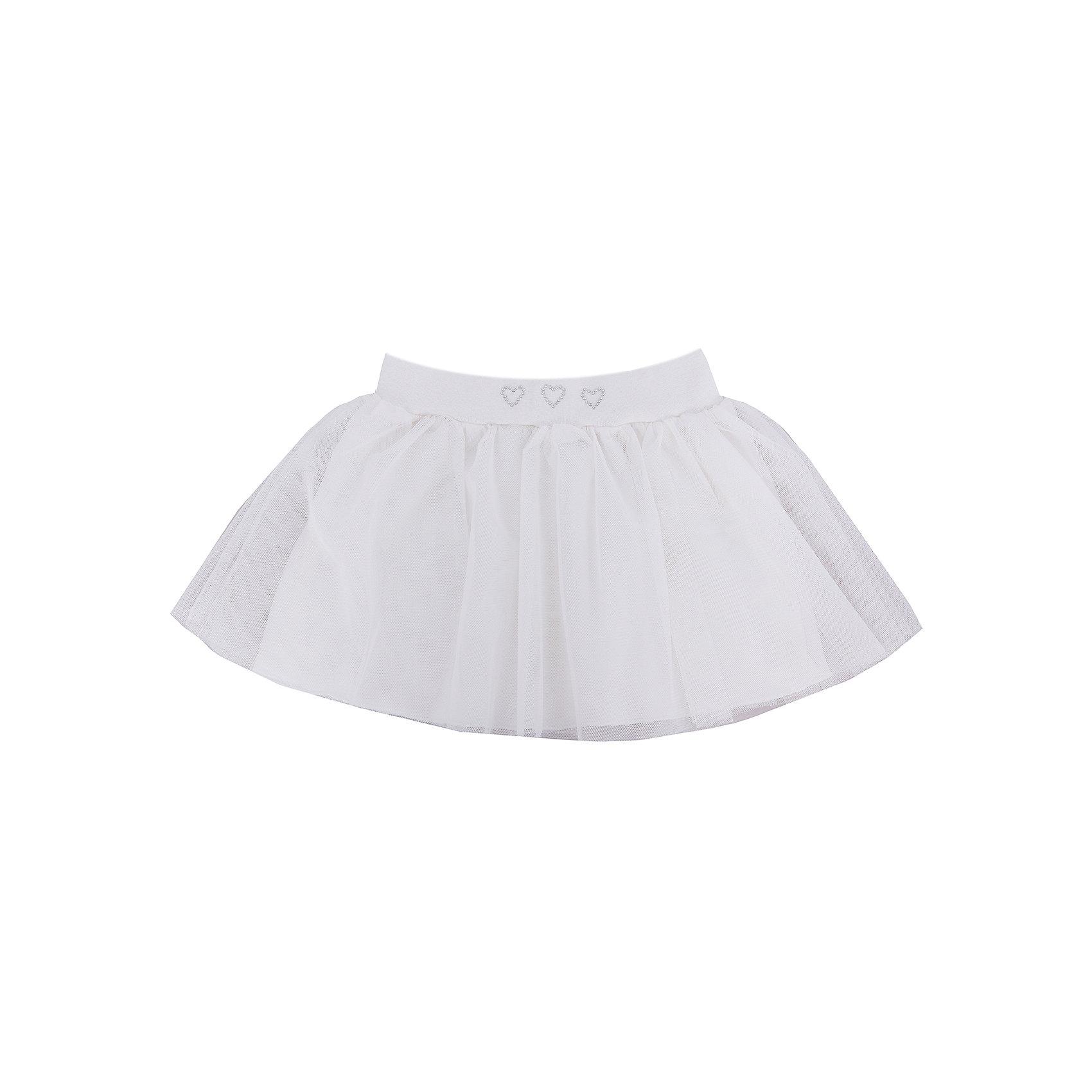 Юбка для девочки Soni KidsЮбка для девочки от популярной марки Soni Kids <br> <br>Пышная юбка очень красивого оттенка слоновой кости сшита из мягкого дышащего хлопка. Это гипоаллергенный материал, который отлично подходит для детской одежды. Правильный крой обеспечит ребенку удобство, не будет натирать и стеснять движения. <br> <br>Особенности модели: <br> <br>- цвет - белый; <br>- материал - натуральный хлопок; <br>- пышный подол; <br>- два слоя ткани; <br>- модель декорирована стразами; <br>- пояс - мягкая широкая резинка. <br> <br>Дополнительная информация: <br> <br>Состав: 100% хлопок <br> <br>Юбку для девочки от популярной марки Soni Kids (Сони Кидс) можно купить в нашем магазине.<br><br>Ширина мм: 157<br>Глубина мм: 13<br>Высота мм: 119<br>Вес г: 200<br>Цвет: белый<br>Возраст от месяцев: 18<br>Возраст до месяцев: 24<br>Пол: Женский<br>Возраст: Детский<br>Размер: 92,74,80,86<br>SKU: 4544999