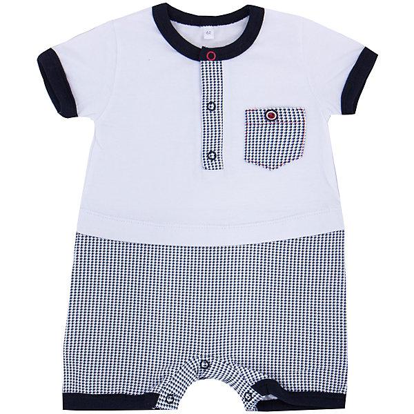 Песочник для мальчика Soni KidsПесочники<br>Песочник для мальчика от популярной марки Soni Kids <br> <br>Модный и удобный песочник в черно-белой гамме сшит из мягкого дышащего хлопка. Это гипоаллергенный материал, который отлично подходит для детской одежды. Правильный крой обеспечит ребенку удобство, не будет натирать и стеснять движения. <br> <br>Особенности модели: <br> <br>- цвет - белый; <br>- материал - натуральный хлопок; <br>- черная отделка; <br>- карман на груди; <br>- мягкая окантовка; <br>- имитация футболки и шорт; <br>- рукава короткие, с отделкой; <br>- застежки - кнопки впереди и внизу. <br> <br>Дополнительная информация: <br> <br>Состав: 100% хлопок <br> <br>Песочник для мальчика от популярной марки Soni Kids (Сони Кидс) можно купить в нашем магазине.<br>Ширина мм: 157; Глубина мм: 13; Высота мм: 119; Вес г: 200; Цвет: белый/серый; Возраст от месяцев: 3; Возраст до месяцев: 6; Пол: Мужской; Возраст: Детский; Размер: 68,86,74,80,62; SKU: 4545027;