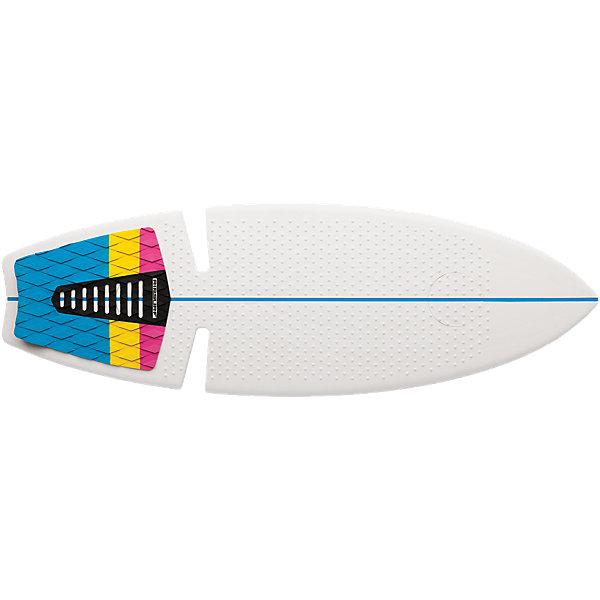 Роллерсёрф RipSurf, разноцветный, RazorСкейтборды и лонгборды<br>Роллерсёрф Razor RipSurf - разноцветный CMYK (Рэзор)<br><br>Характеристики:<br><br>• запатентованные технологии RipStik<br>• колеса вращаются на 360 градусов<br>• подходит для сложных трюков<br>• длина деки 82 см<br>• ширина деки 28 см<br>• для роста: 100-200 см<br>• максимальная нагрузка: 100 кг<br>• запасное колесо в комплекте<br>• размер упаковки: 28х16х87<br>• вес: 4,1 кг<br><br>С роллерсерфером RipSurf ваш ребенок всегда сможет провести время с пользой. RipSurf подходит для детей ростом от 100 сантиметров, весом до 100 кг. Колеса роллерсёрфа вращаются на 360 градусов. Платформа имеет прорезиненную основу и хорошо гнется. <br><br>Ripsurf отлично подойдет и для новичков, и для опытных сёрферов. Самые невероятные трюки можно выполнить, если научиться правильно управлять роллерсёрфом. В комплект входят красивые наклейки и запасное колесо.<br><br>Роллерсёрф Razor RipSurf - разноцветный CMYK (Рэзор) можно купить в нашем интернет-магазине.<br>Ширина мм: 860; Глубина мм: 284; Высота мм: 165; Вес г: 3710; Цвет: белый; Возраст от месяцев: 96; Возраст до месяцев: 1188; Пол: Унисекс; Возраст: Детский; SKU: 4546095;