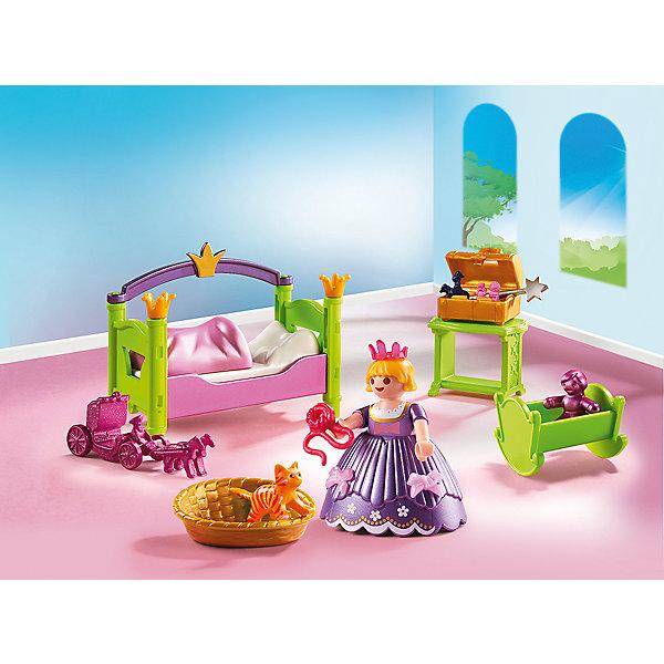 Конструктор Playmobil Замок Принцессы Королевская няняПластмассовые конструкторы<br>Характеристики товара:<br><br>• возраст: от 4 лет;<br>• материал: пластик;<br>• в комплекте: фигурка, предметы мебели, аксессуары;<br>• высота фигурки: 5,25 см;<br>• размер упаковки: 18,7х14,2х7,2 см;<br>• вес упаковки: 175 гр.;<br>• страна бренда: Германия.<br><br>Игровой набор «Замок Принцессы: Королевская няня» Playmobil включает в себя фигурку няни принцессы и предметы мебели, которые помогут разнообразить игровой процесс. Все наборы данной серии прекрасно сочетаются друг с другом. <br><br>Игровой набор «Замок Принцессы: Королевская няня» Playmobil можно приобрести в нашем интернет-магазине.<br>Ширина мм: 191; Глубина мм: 147; Высота мм: 76; Вес г: 147; Возраст от месяцев: 48; Возраст до месяцев: 120; Пол: Женский; Возраст: Детский; SKU: 4546165;