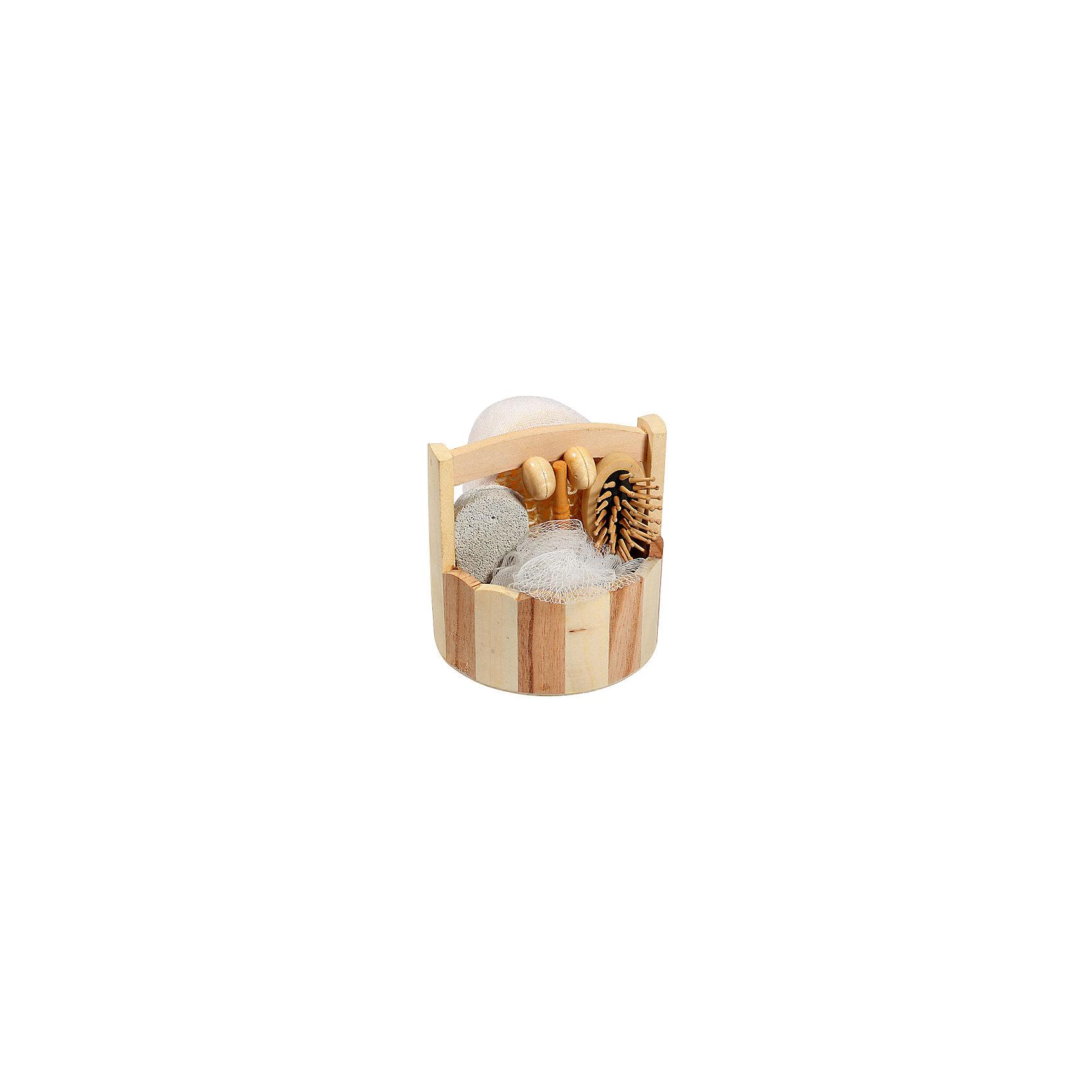 Феникс-Презент Набор для ванной и бани Австрийская сауна (5 предметов)
