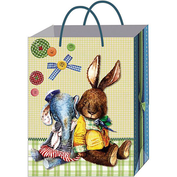 Подарочный пакет Любимые игрушки 48,3*17,8*63 смДетские подарочные пакеты<br>Красиво упакованный подарок приятно получать вдвойне! Прочный красивый бумажный пакет станет прекрасным дополнением к подарку.<br><br>Дополнительная информация:<br><br>- Материал: бумага (плотность бумаги 250 г/м2).<br>- Размер: 48,3х17,8х63 cм.<br>- Ширина основания: 48,3 см.<br>- Эффект: ламинация.<br><br>Подарочный пакет Любимые игрушки 48,3х17,8х63, можно купить в нашем магазине.<br><br>Ширина мм: 483<br>Глубина мм: 178<br>Высота мм: 630<br>Вес г: 100<br>Возраст от месяцев: 36<br>Возраст до месяцев: 2147483647<br>Пол: Женский<br>Возраст: Детский<br>SKU: 4548406
