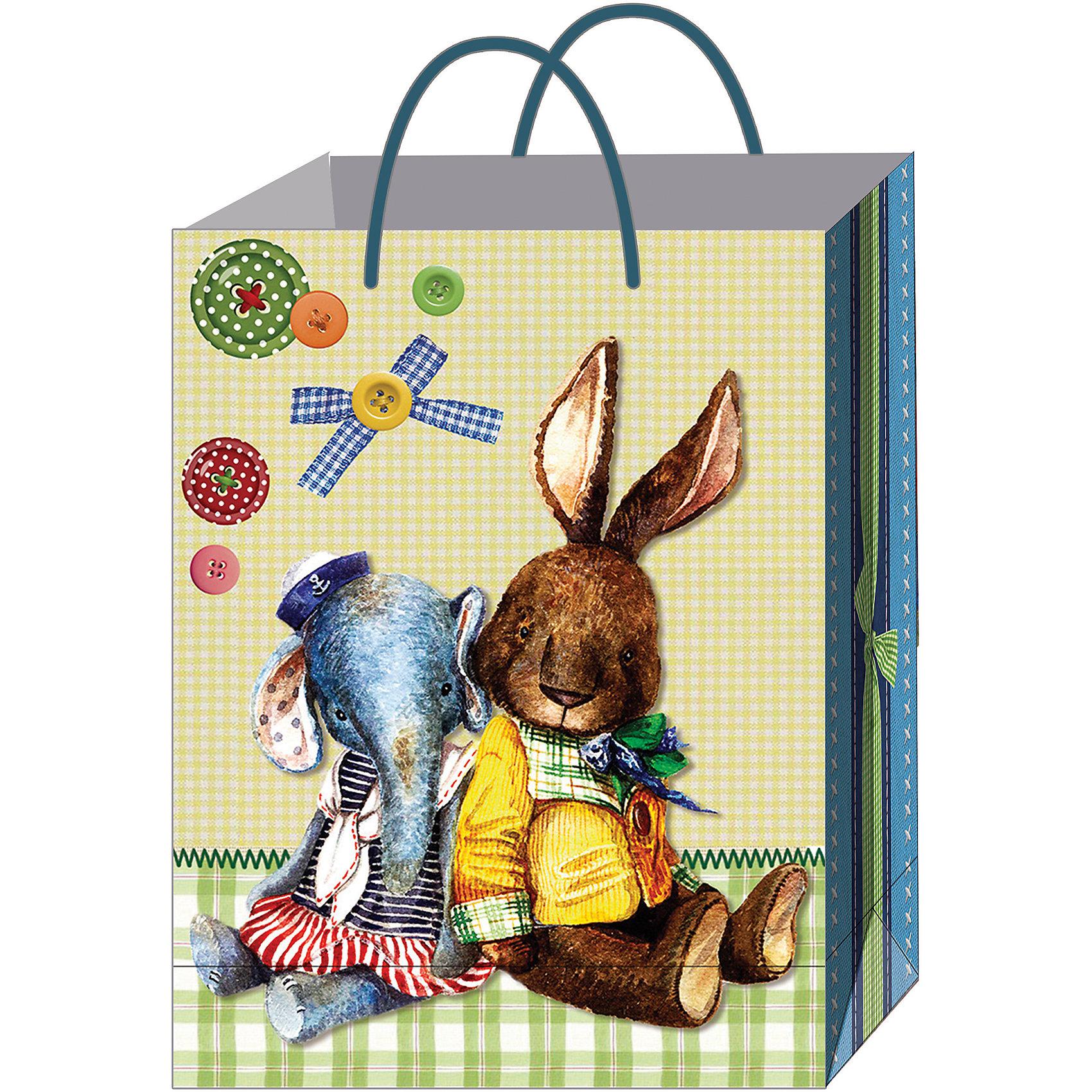 Феникс-Презент Подарочный пакет Любимые игрушки 48,3*17,8*63 см феникс презент подарочный пакет лимоны 26 32 4 12 7 см