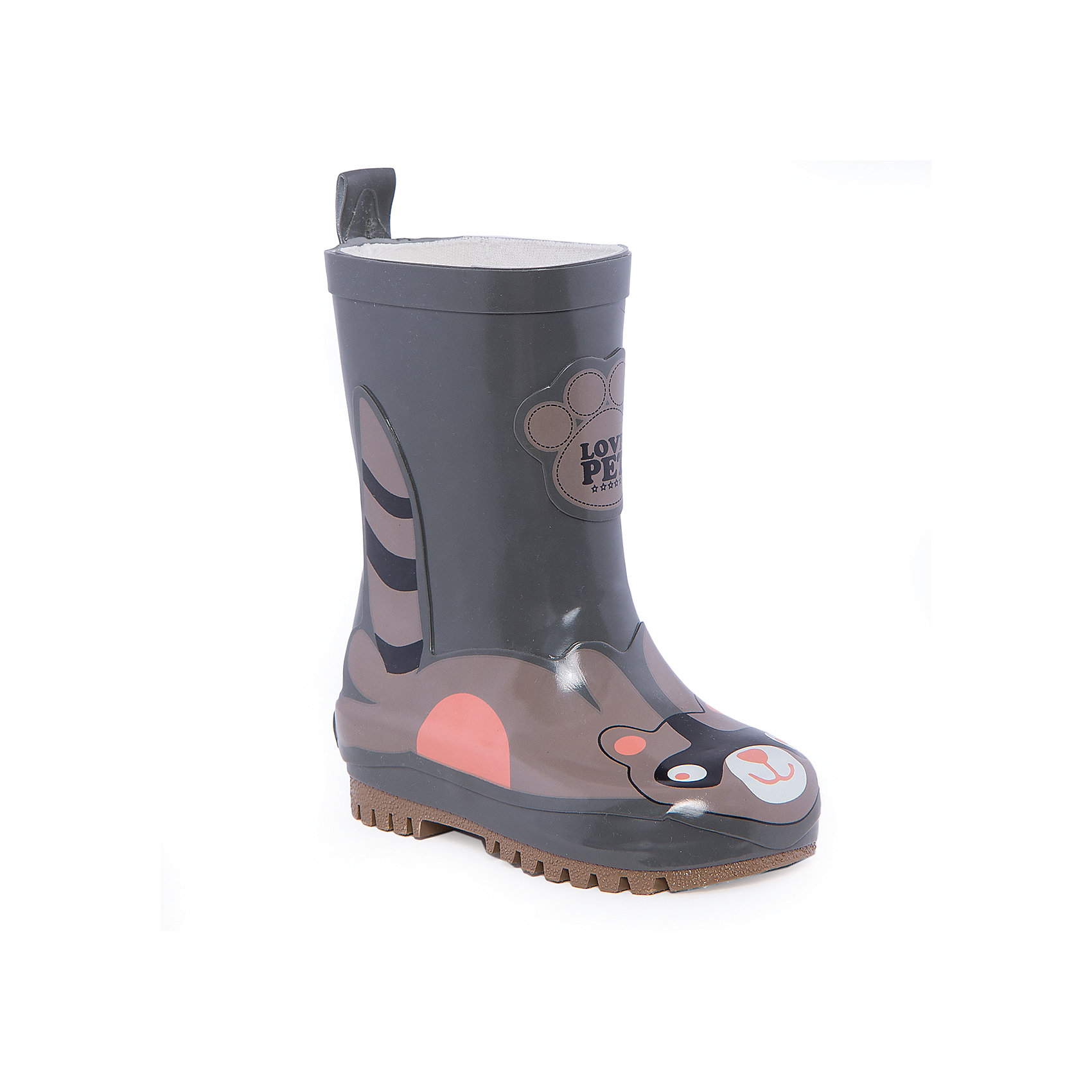 Резиновые сапоги для мальчика BebendorffРезиновые сапоги для мальчика от известного бренда Bebendorff<br><br>Оригинальные резиновые сапоги сделаны из качественной резины. Они позволят защитить ноги ребенка от сырости и обеспечат комфорт. Высокое голенище защитит одежду от грязи и влаги.<br><br>Отличительные особенности модели:<br><br>- цвет: серый;<br>- удобная форма;<br>- высокое голенище;<br>- качественные материалы;<br>- толстая устойчивая подошва;<br>- хлопковая подкладка;<br>- декорированы принтом енот;<br>- подошва рифленая.<br><br>Дополнительная информация:<br><br>Температурный режим: от + 5° С до + 20° С.<br><br>Состав:<br>верх - резина;<br>подкладка - хлопок;<br>стелька - хлопок;<br>подошва - резина.<br><br>Резиновые сапоги для мальчика Bebendorff (Бебендорф) можно купить в нашем магазине.<br><br>Ширина мм: 237<br>Глубина мм: 180<br>Высота мм: 152<br>Вес г: 438<br>Цвет: серый<br>Возраст от месяцев: 72<br>Возраст до месяцев: 84<br>Пол: Мужской<br>Возраст: Детский<br>Размер: 30,20,21,23,24,26,27,29,31,28,25,22<br>SKU: 4554598